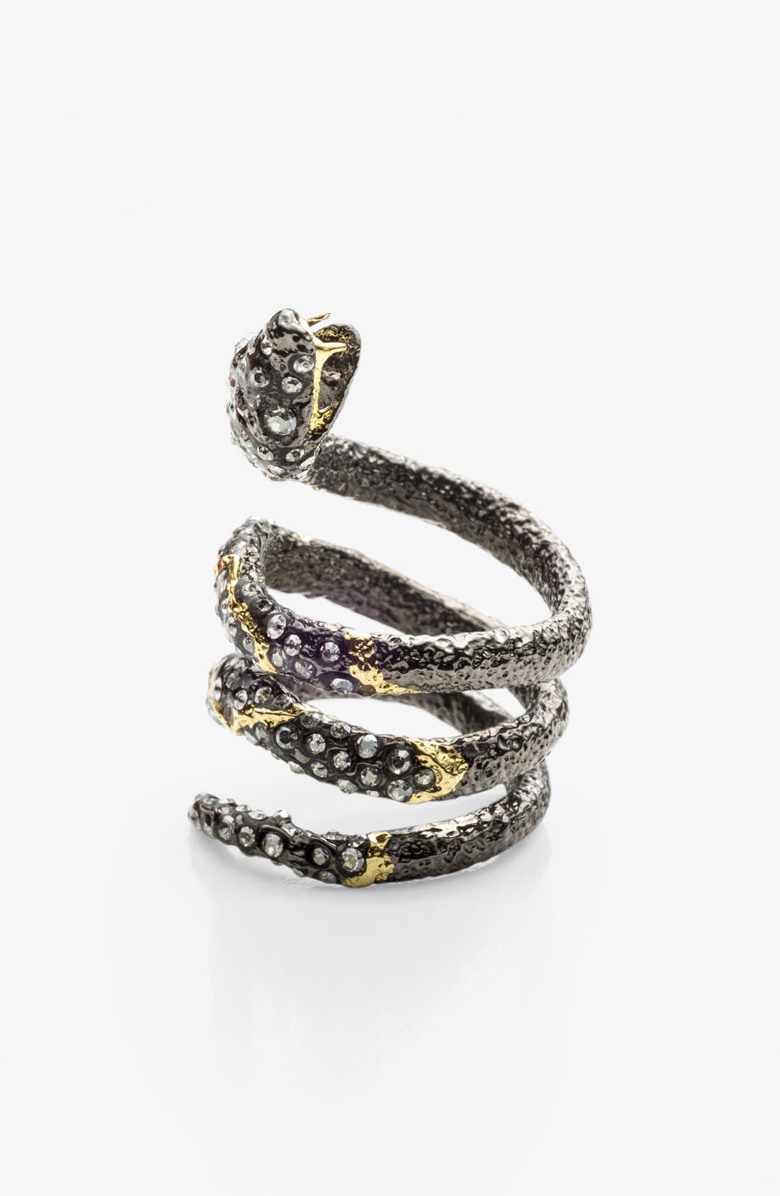 Alternate Image 2  - Alexis Bittar 'Elements - Jardin de Papillon' Snake Coil Ring