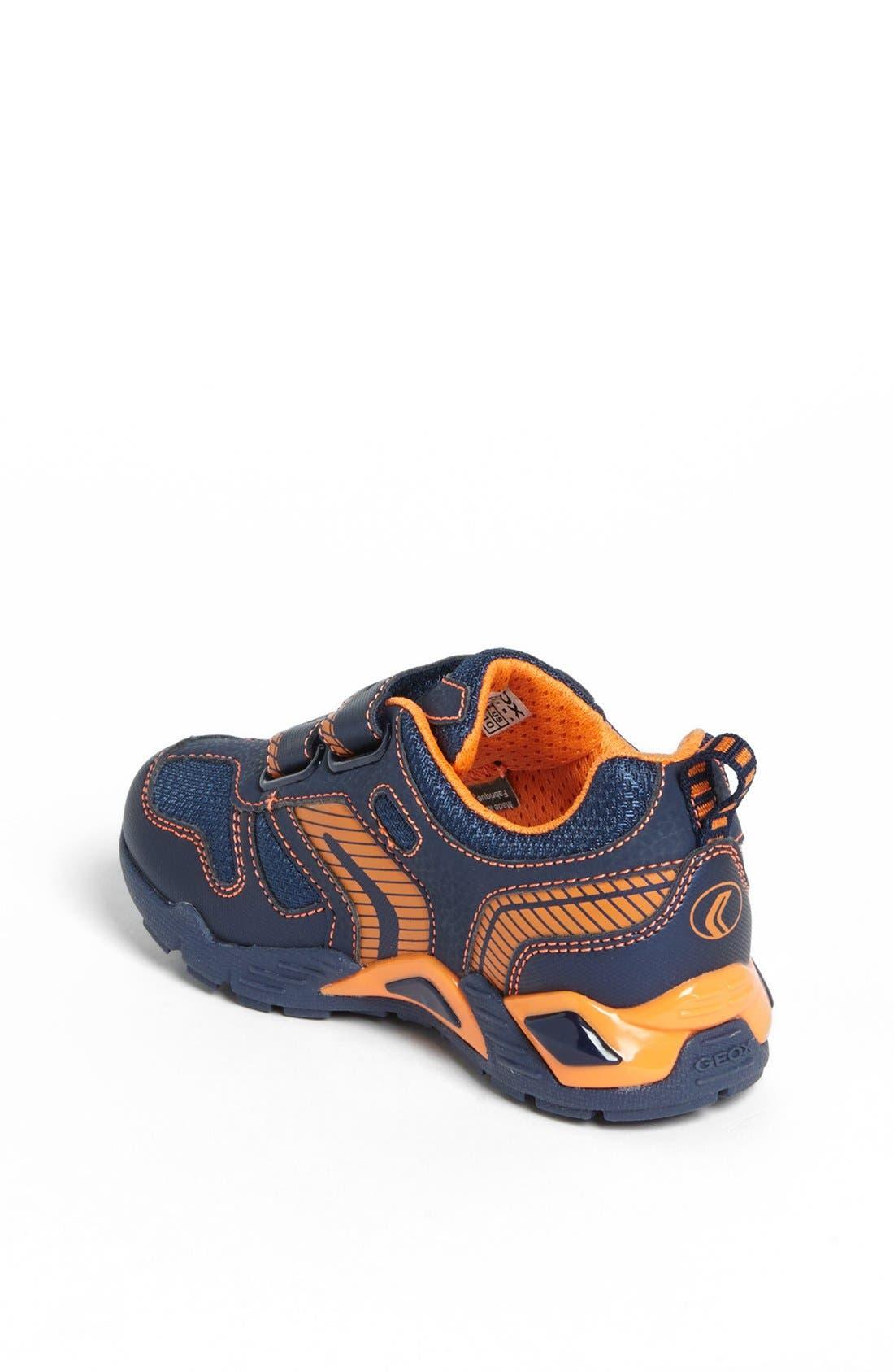 Alternate Image 2  - Geox 'Supreme' Light-Up Sneaker (Toddler, Little Kid & Big Kid)