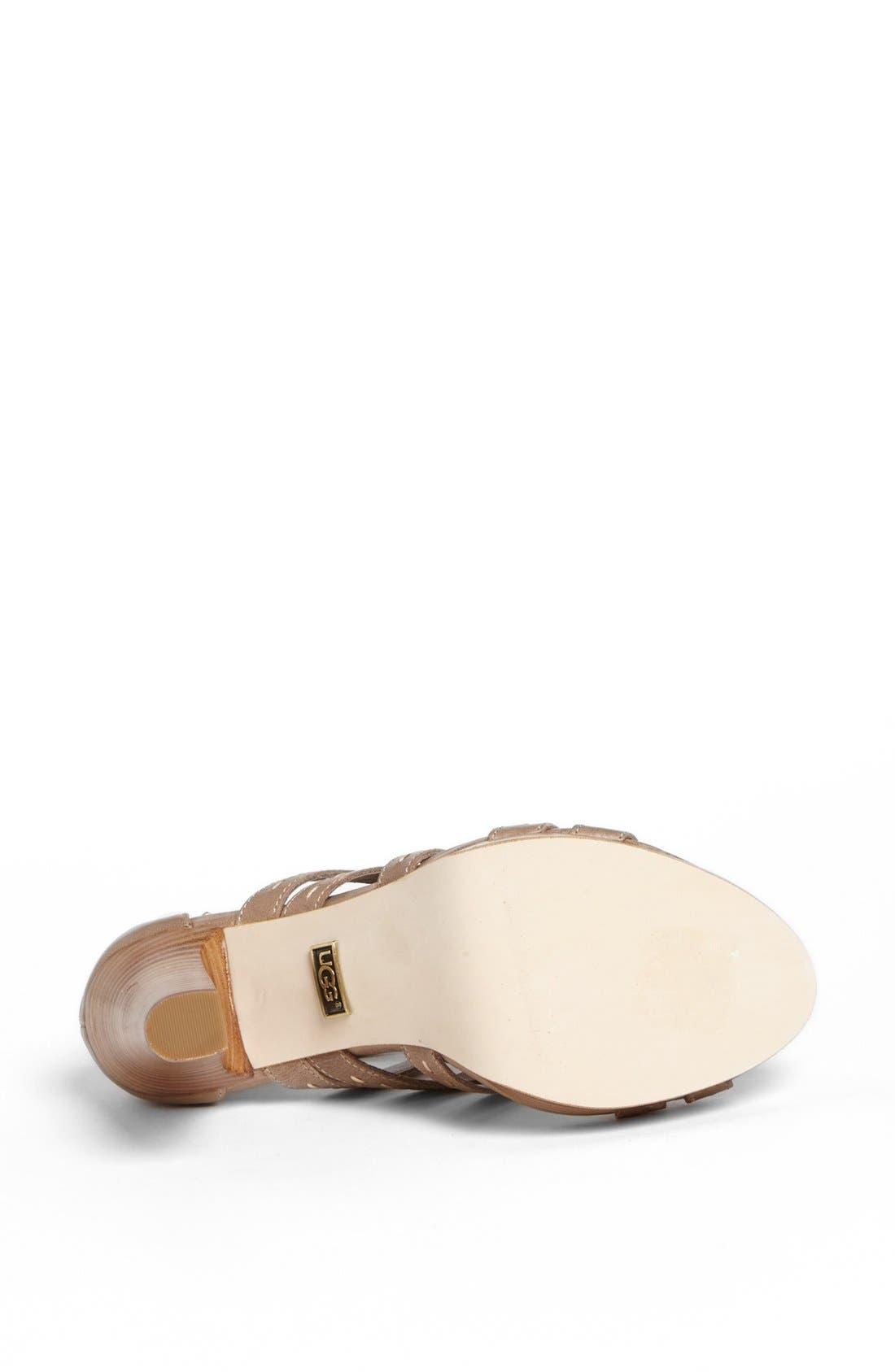 Alternate Image 4  - UGG® Australia 'Foxe' Sandal