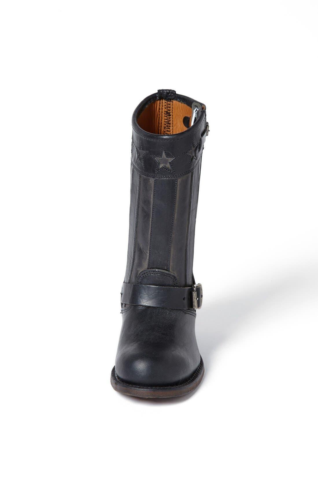 Alternate Image 3  - Frye 'Engineer Americana' Short Boot (Limited Edition)