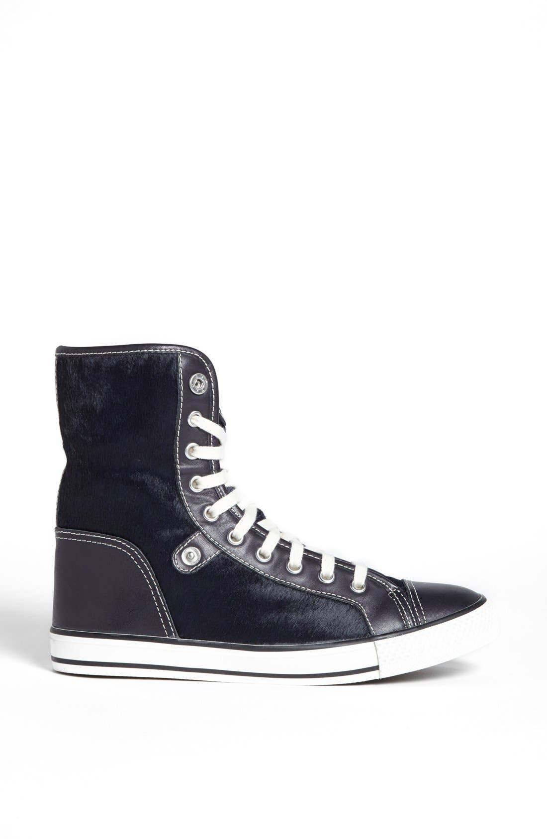 Alternate Image 3  - Tory Burch 'Benjamin' High Top Sneaker