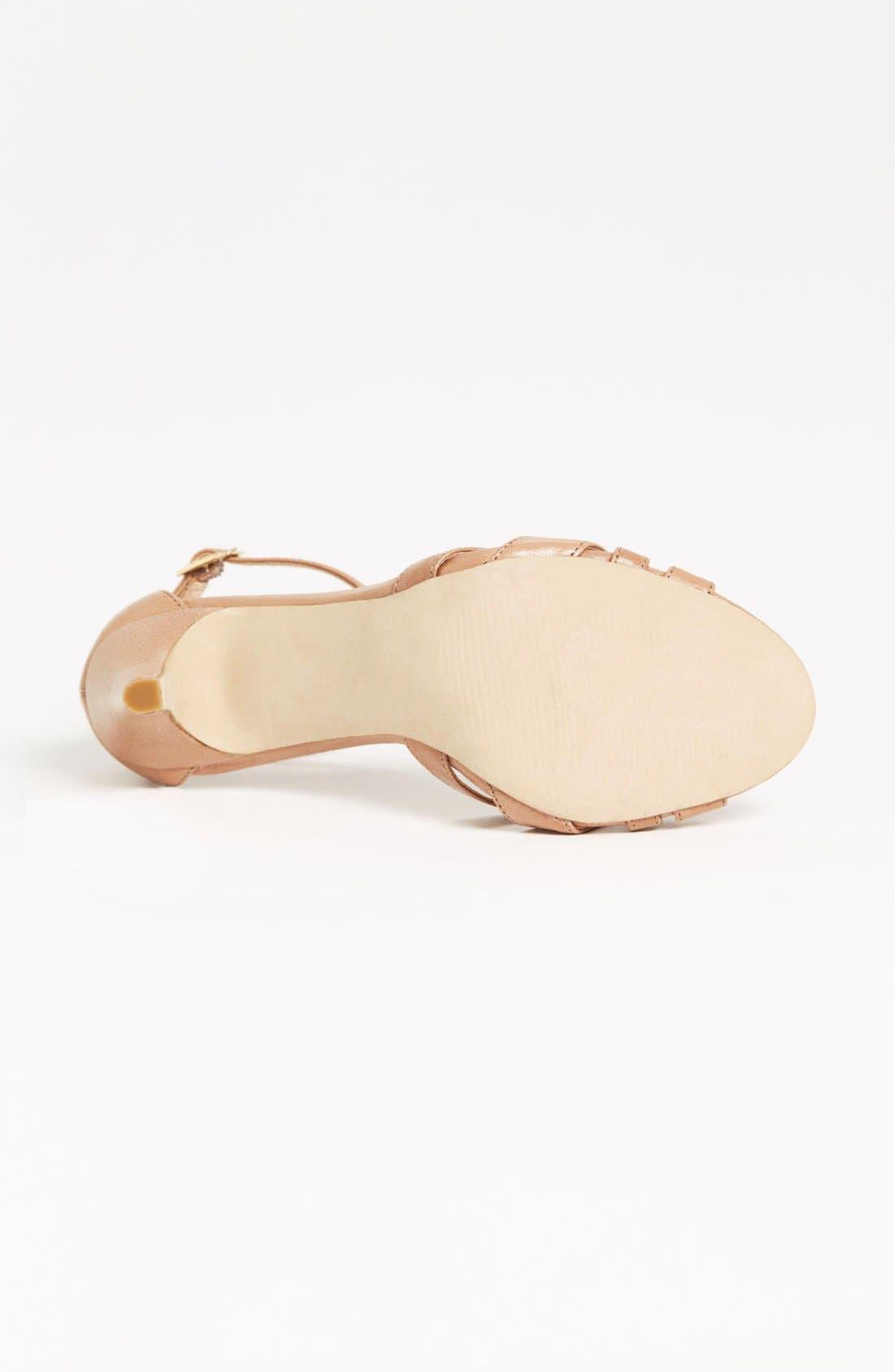 Alternate Image 2  - Julianne Hough for Sole Society 'Gianna' Sandal