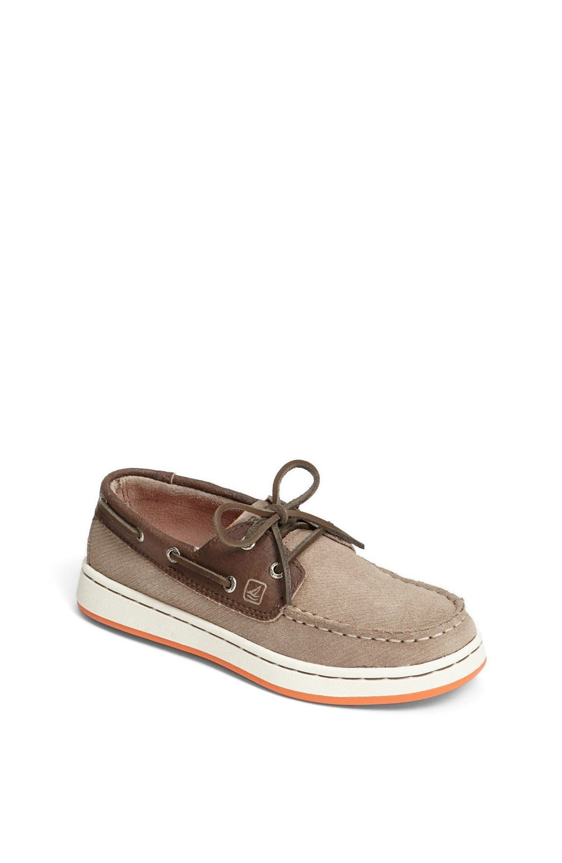 Main Image - Sperry Top-Sider® 'Cupsole' Loafer (Toddler, Little Kid & Big Kid)
