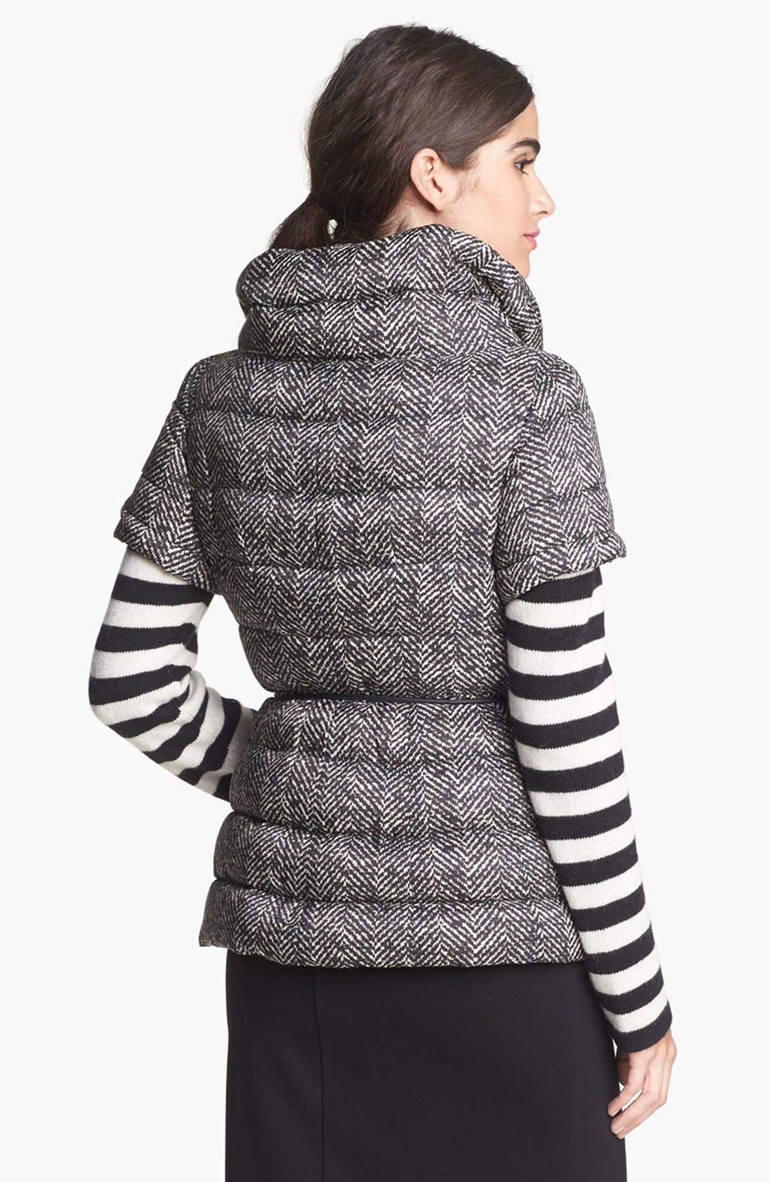 Alternate Image 3  - Weekend Max Mara 'Alcuno' Convertible Quilted Jacket