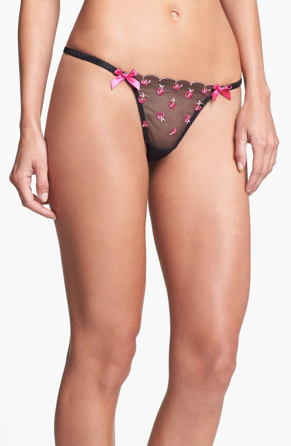 Alternate Image 1 Selected - L'Agent by Agent Provocateur 'Elsa' Thong