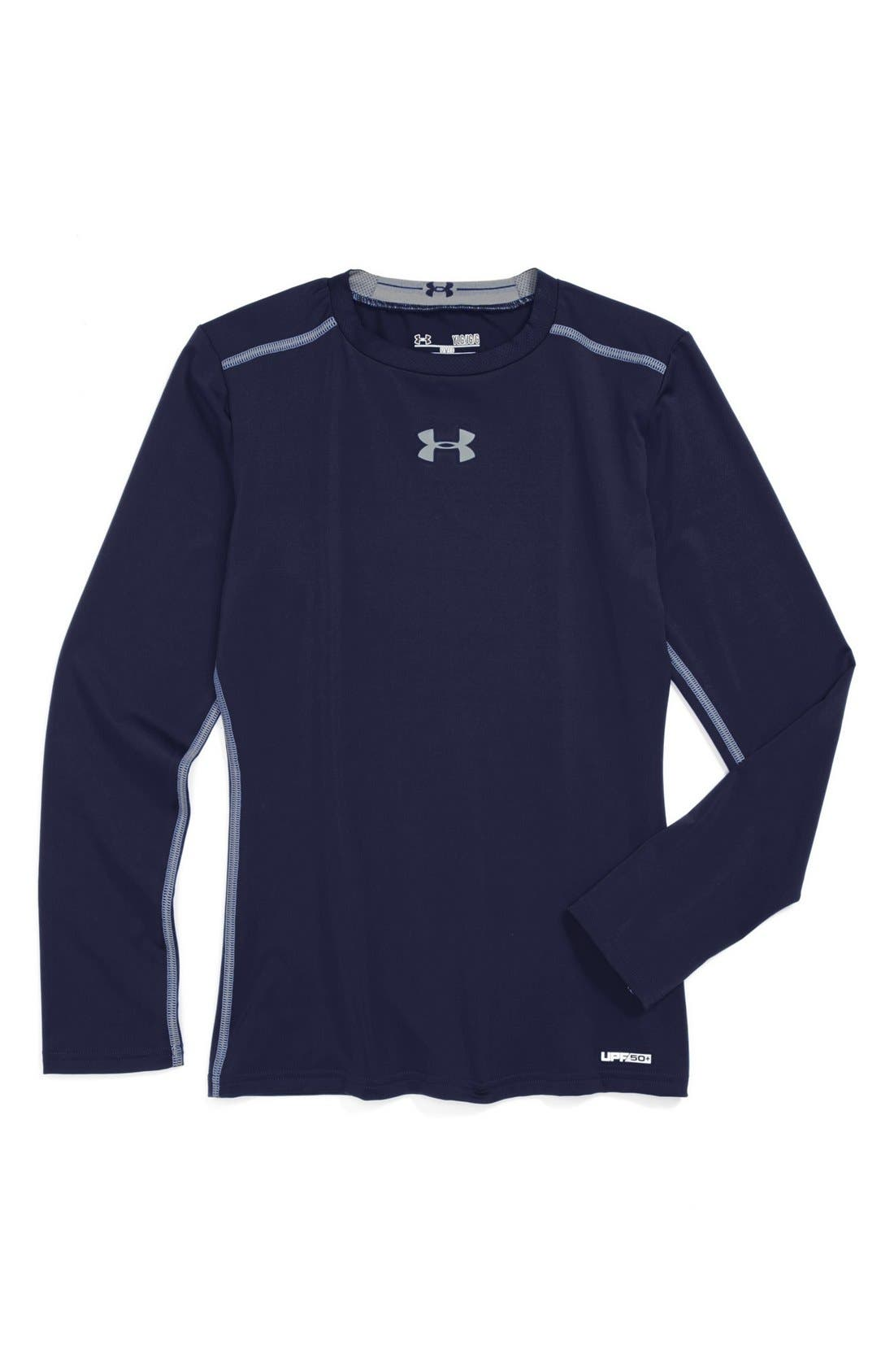 Alternate Image 1 Selected - Under Armour 'Sonic' T-Shirt (Big Boys)