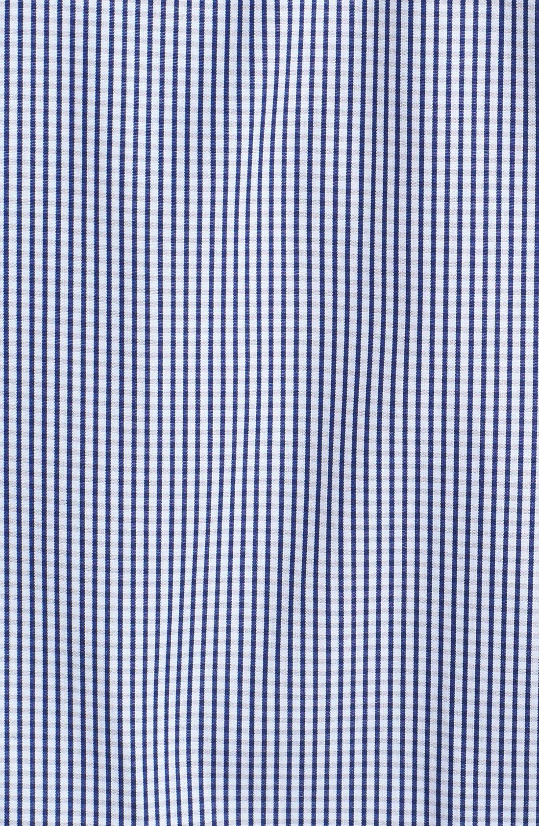 Alternate Image 3  - Z Zegna Check Sport Shirt