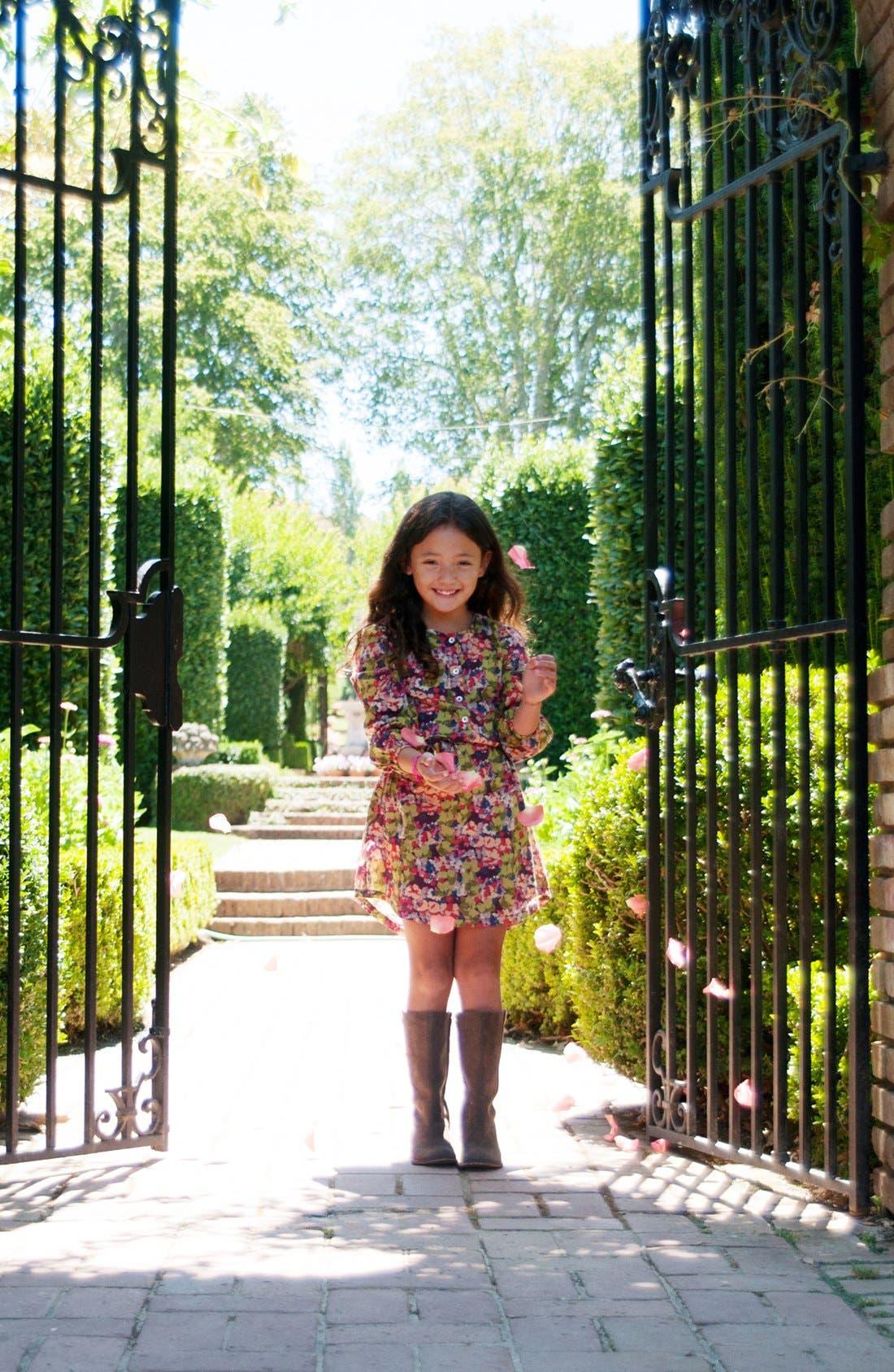 Alternate Image 2  - Peek 'Miller' Dress (Toddler Girls, Little Girls & Big Girls)