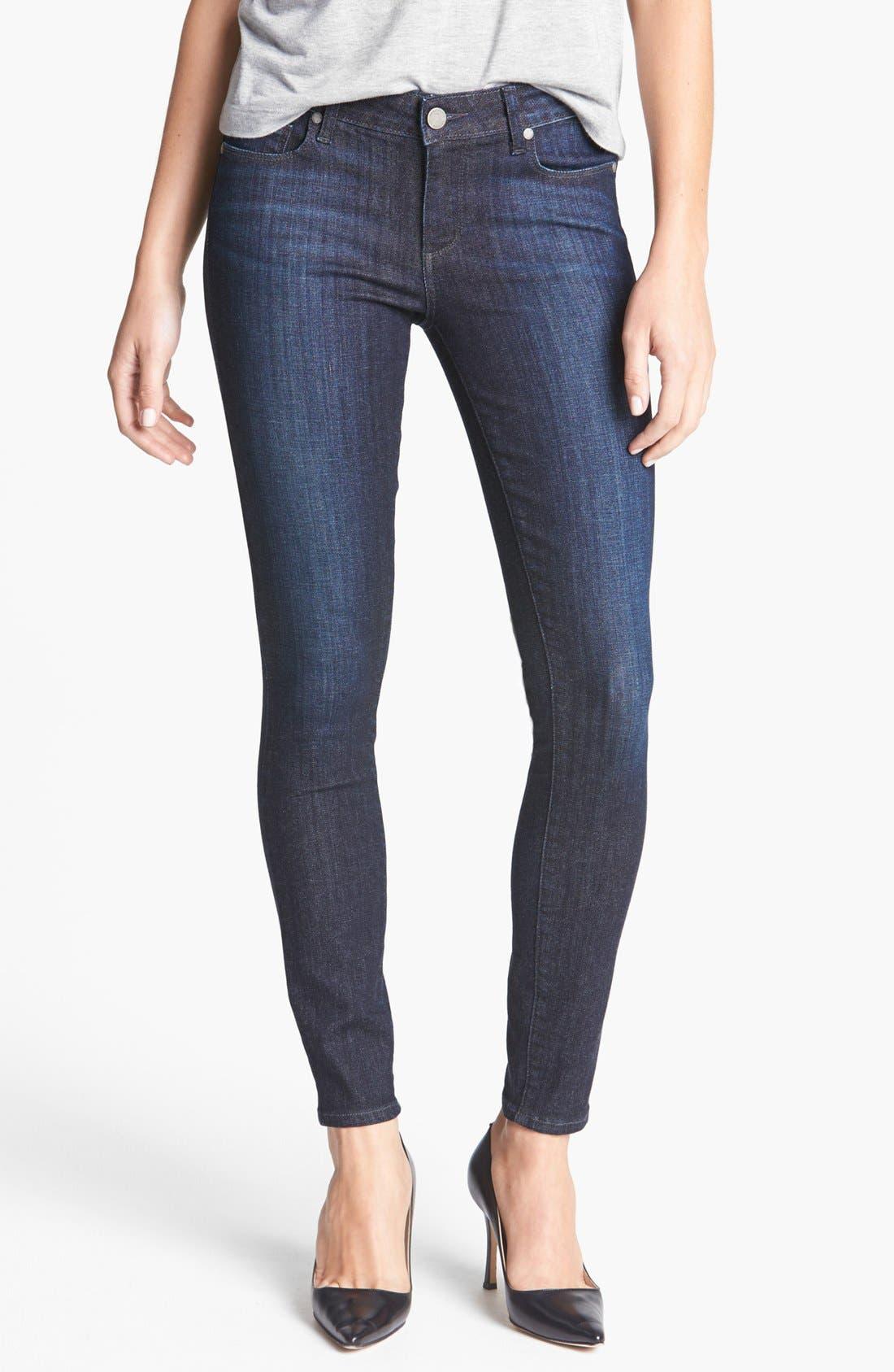 Main Image - Paige Denim 'Verdugo' Ultra Skinny Jeans (Rainier)