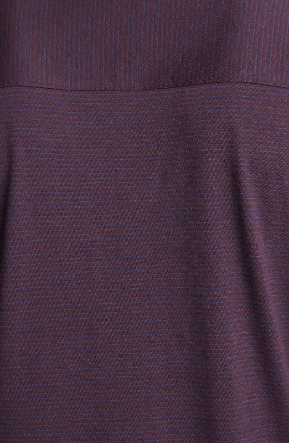 Alternate Image 3  - HUGO 'Darlone' Crewneck Shirt