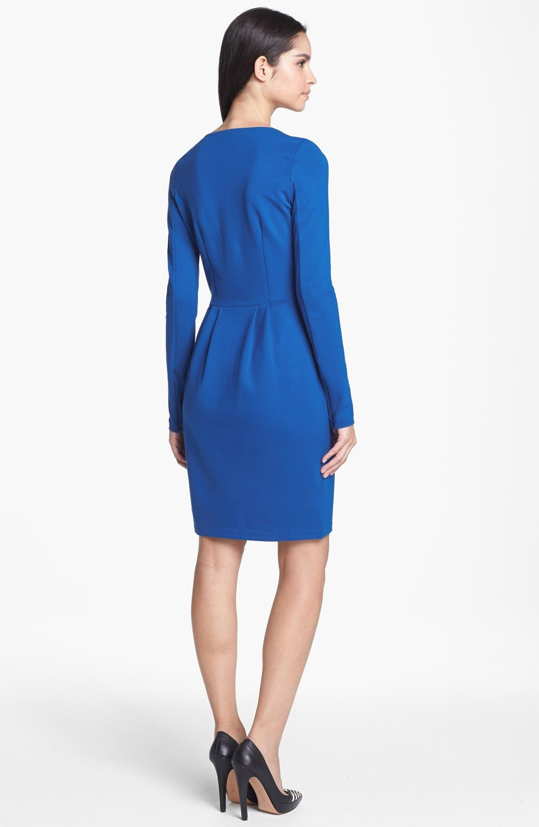 Alternate Image 2  - French Connection 'Marie' Ponte Knit Sheath Dress