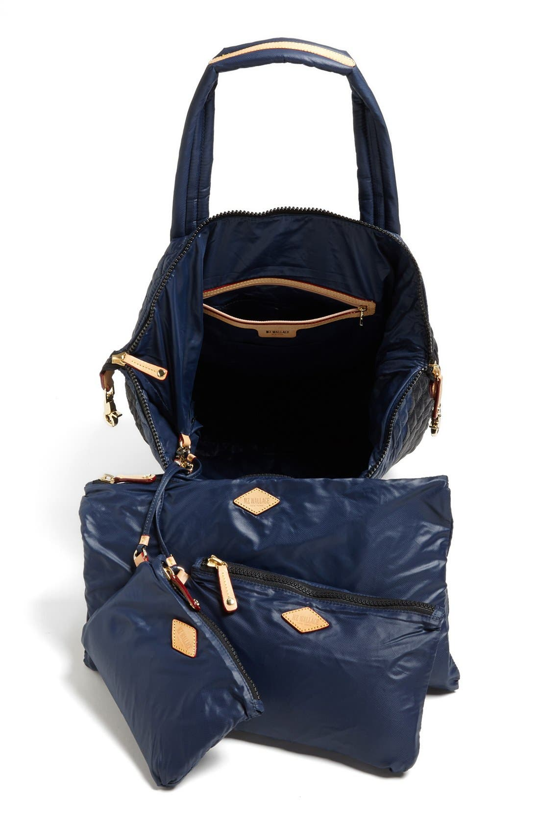 Alternate Image 3  - MZ Wallace 'Large Sutton' Quilted Tote