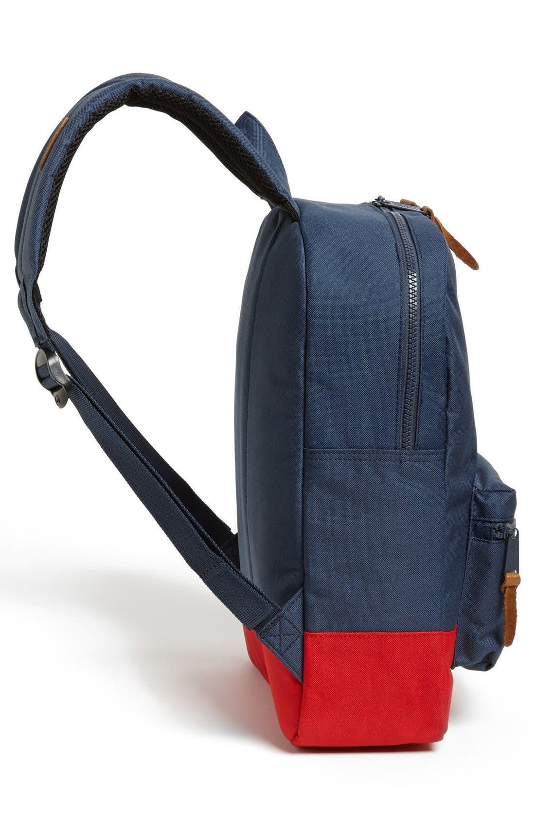 Alternate Image 3  - Herschel Supply Co. 'Settlement' Backpack (Big Kid)