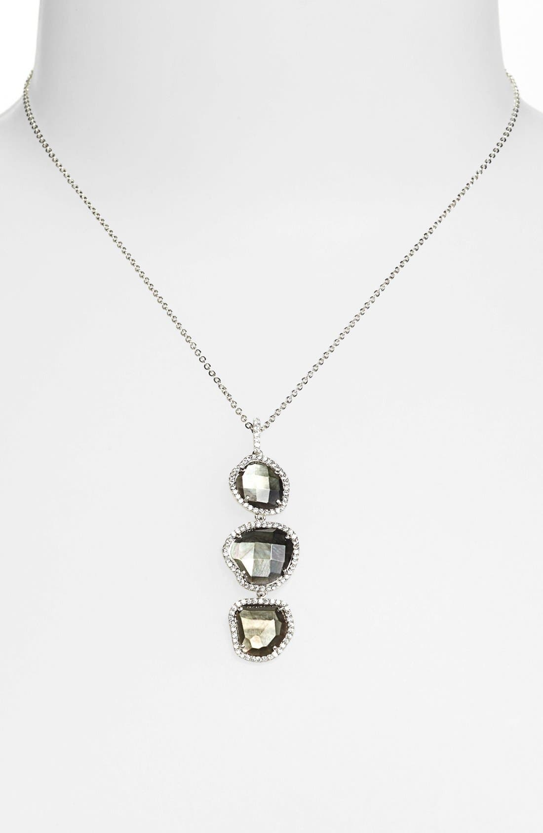 Alternate Image 1 Selected - Nadri Pendant Necklace (Nordstrom Exclusive)