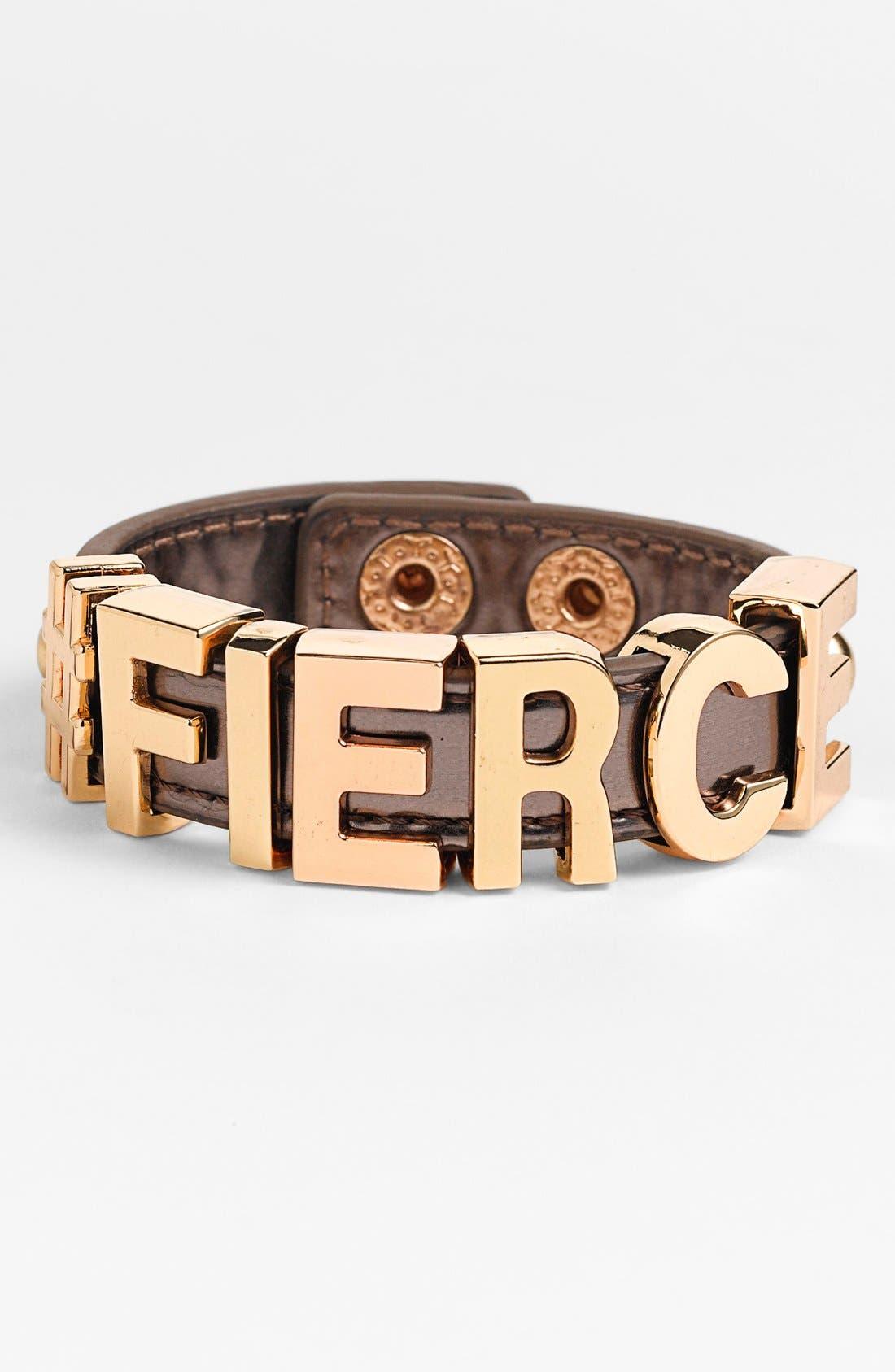 Alternate Image 1 Selected - BCBGeneration 'Hashtag Fierce' Bracelet
