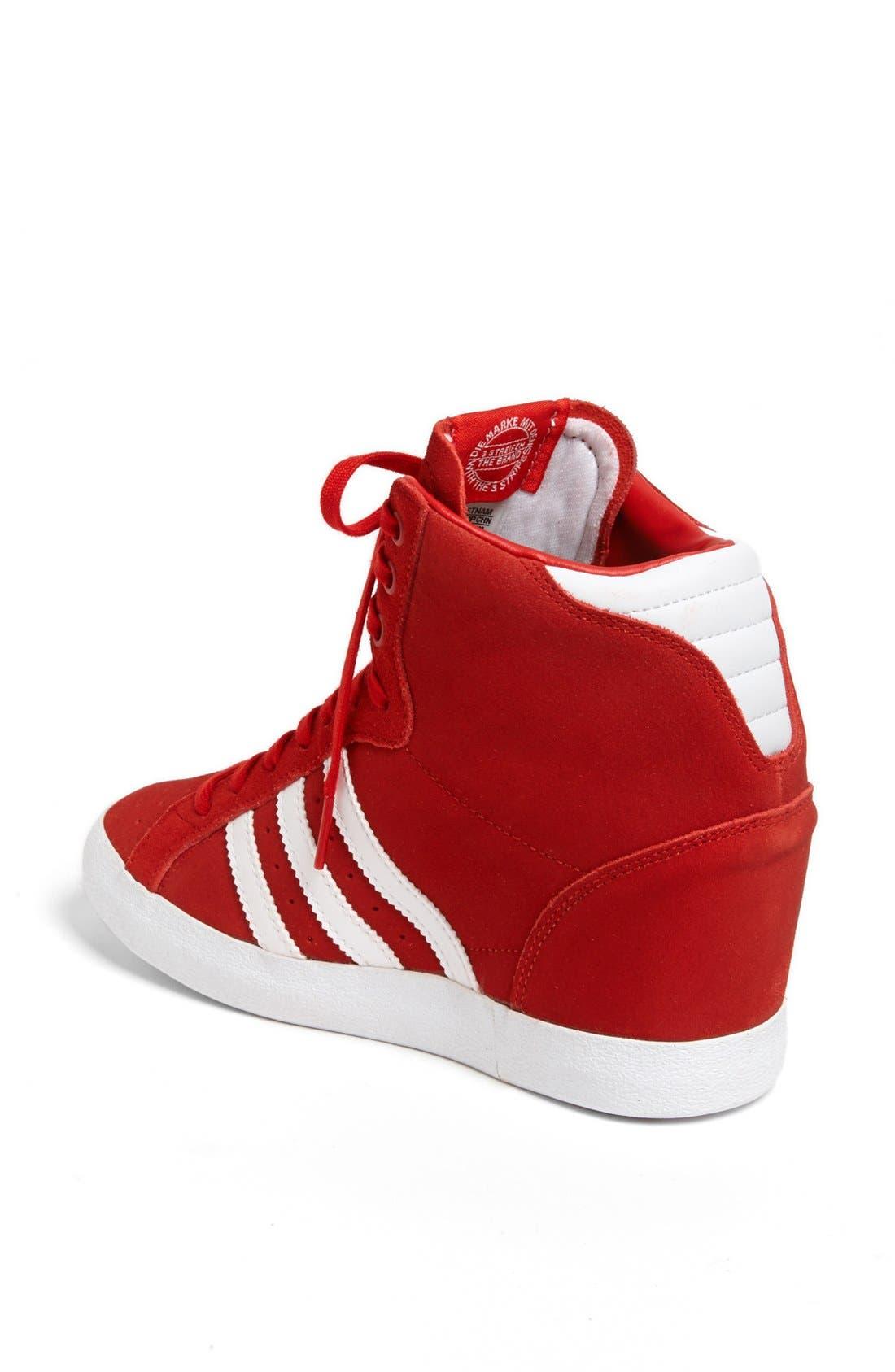 Alternate Image 2  - adidas Hidden Wedge Sneaker (Women)