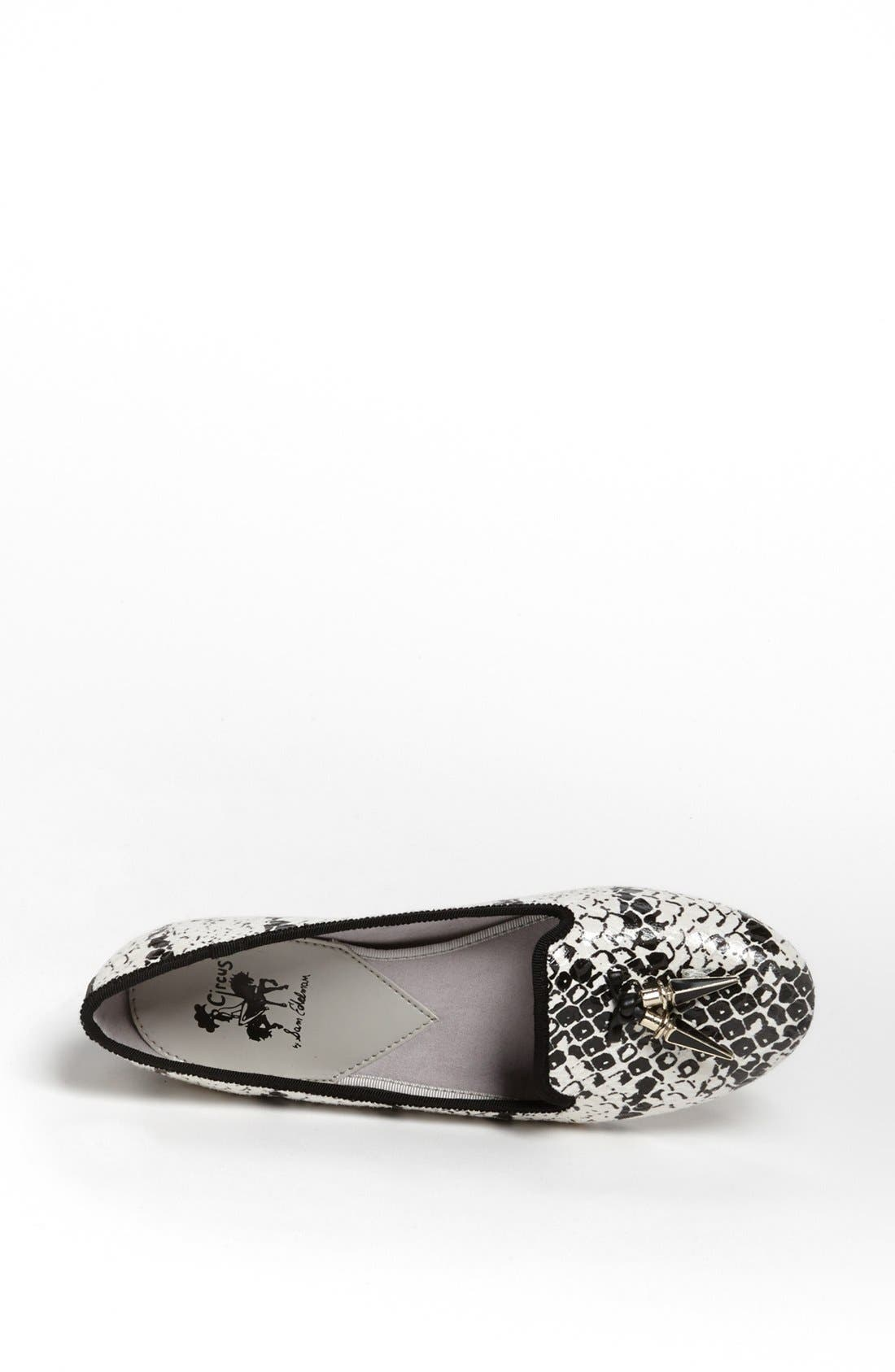 Alternate Image 3  - Circus by Sam Edelman 'Nell' Flat