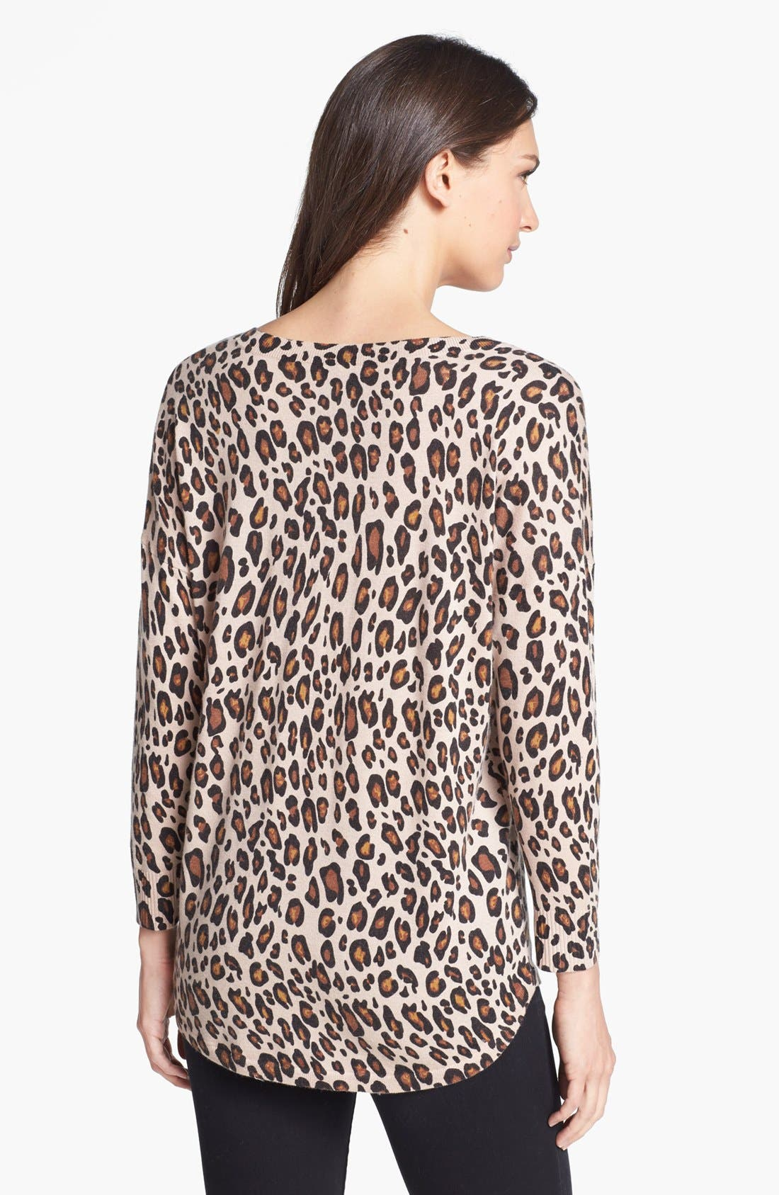 Alternate Image 2  - Joie 'Chyanne' Print Sweater