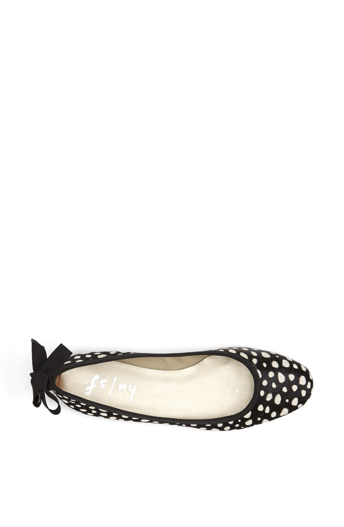 Alternate Image 3  - French Sole 'Gale' Ballet Flat