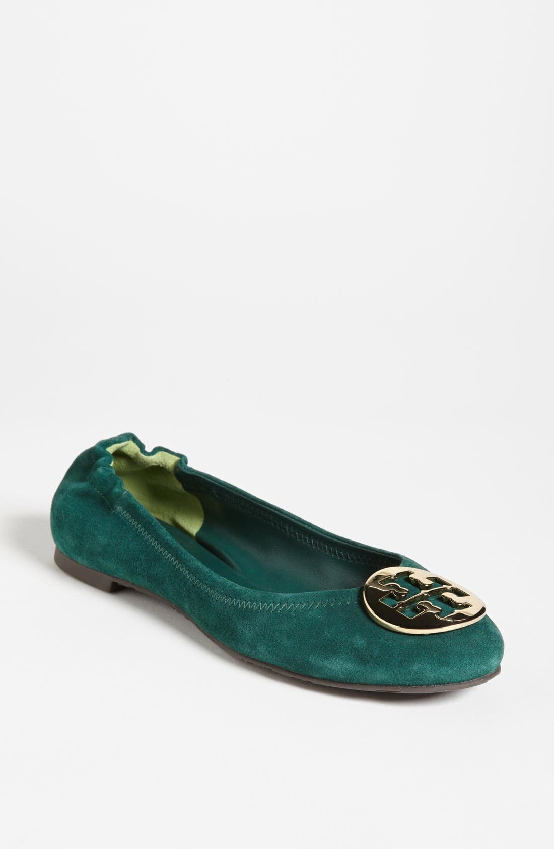 Alternate Image 1 Selected - Tory Burch 'Reva' Skimmer Flat