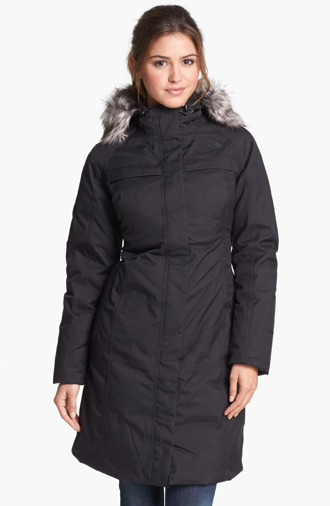 Alternate Image 1  - The North Face 'Arctic' Down Parka