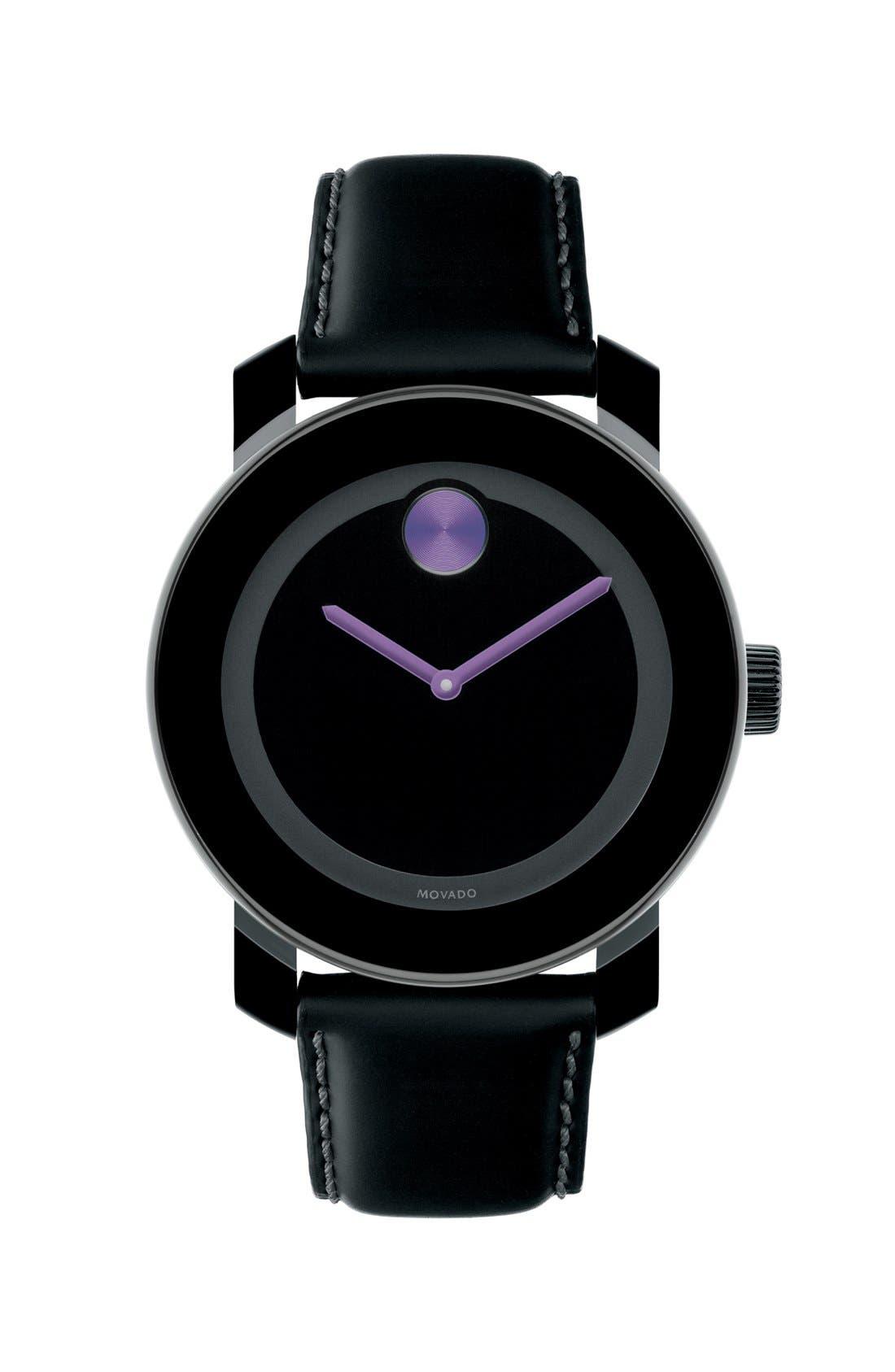 Main Image - Movado 'Small Bold' Watch, 36mm