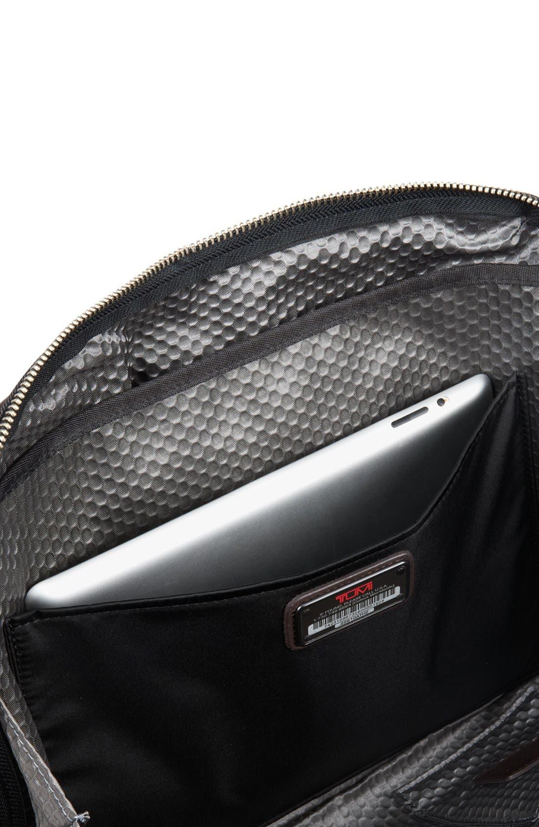Alternate Image 4  - Tumi 'Alpha Bravo Earle' Compact Briefcase