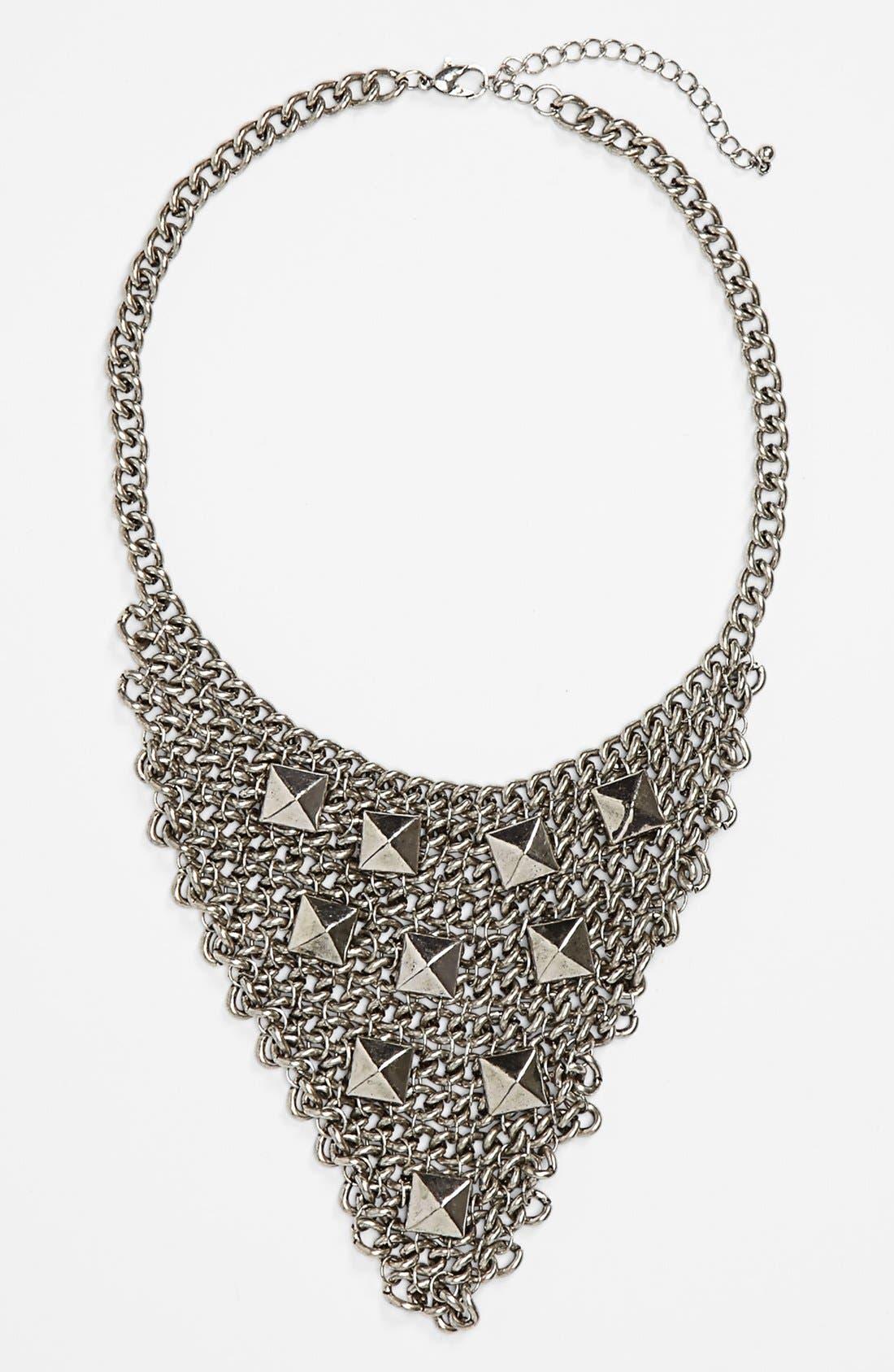 Main Image - Orion Chain Bib Necklace
