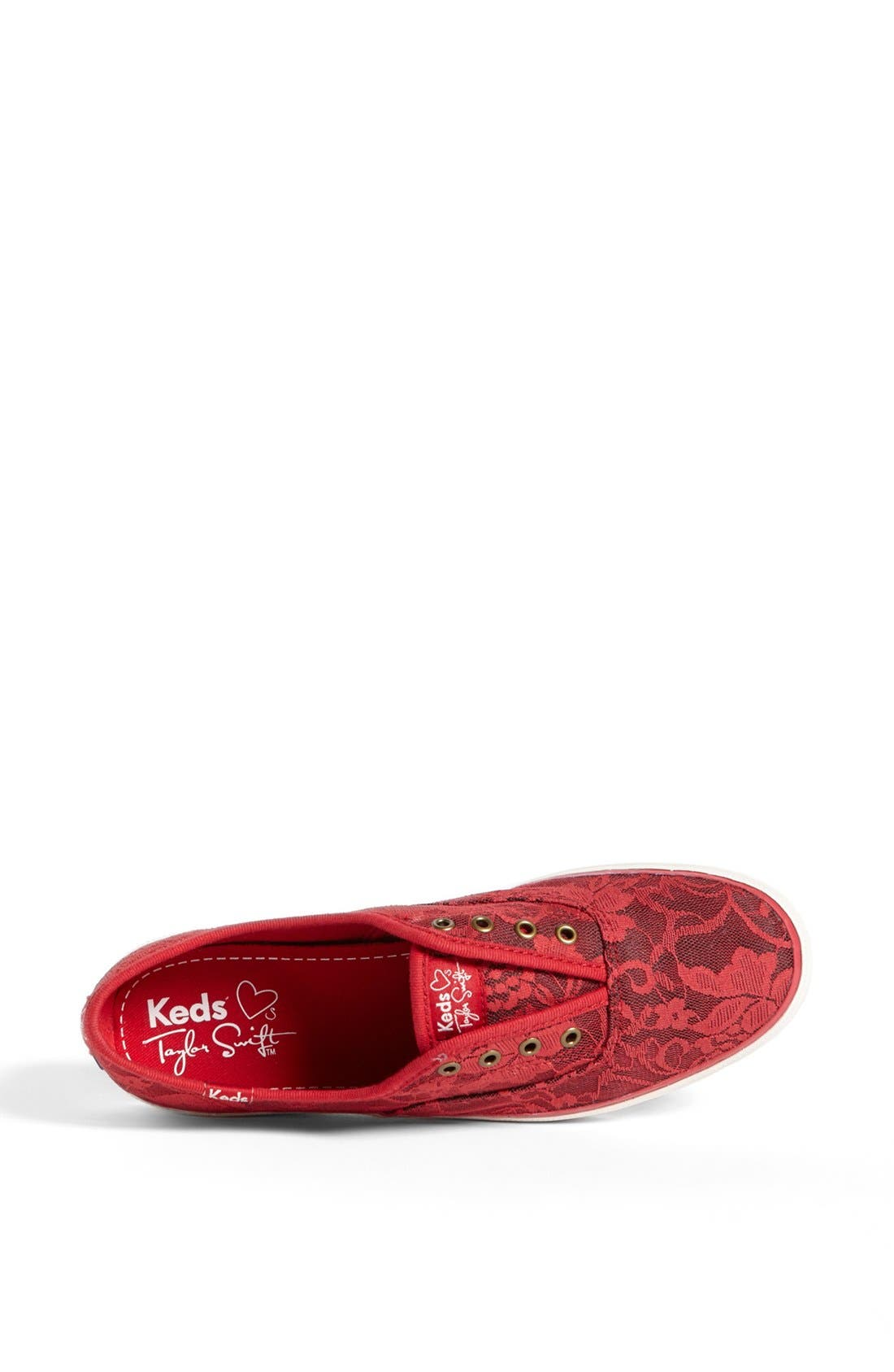 Alternate Image 3  - Keds® Taylor Swift Champion Sneaker