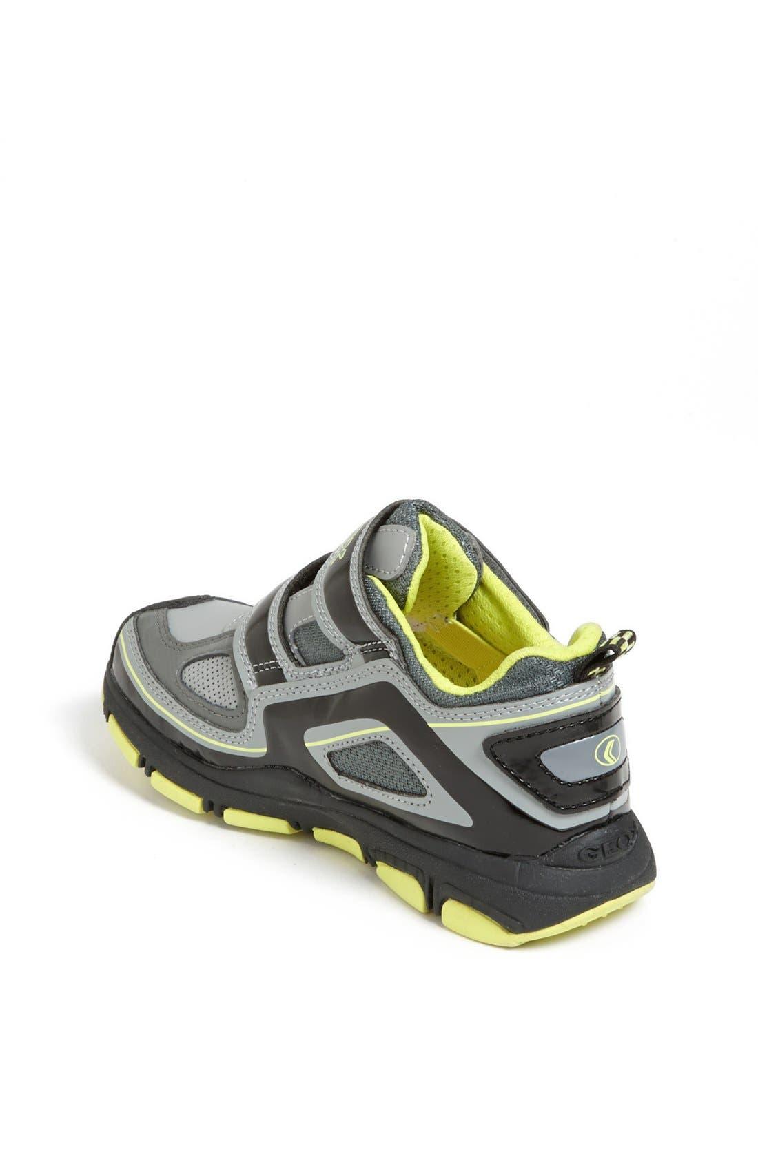 Alternate Image 2  - Geox 'Torque 4' Sneaker (Toddler, Little Kid & Big Kid)