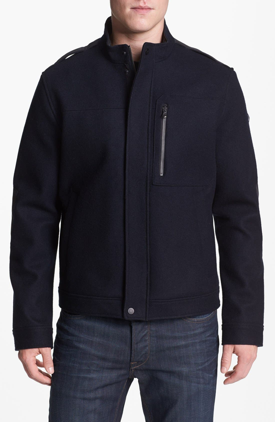 Alternate Image 1  - Victorinox Swiss Army® 'Lieutenant' Jacket