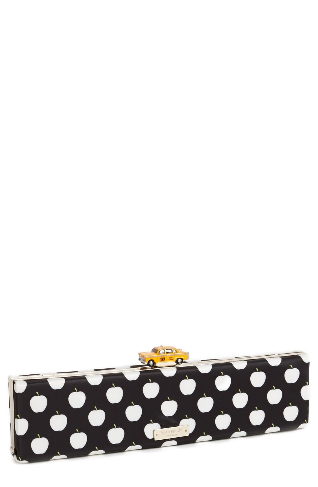 Alternate Image 1 Selected - kate spade new york 'far from the tree - off duty' clutch