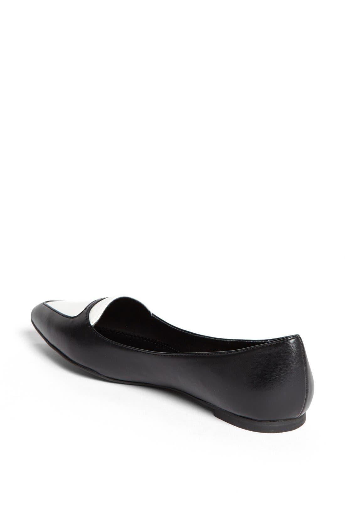 Alternate Image 2  - Tildon 'Naples' Pointy Toe Flat