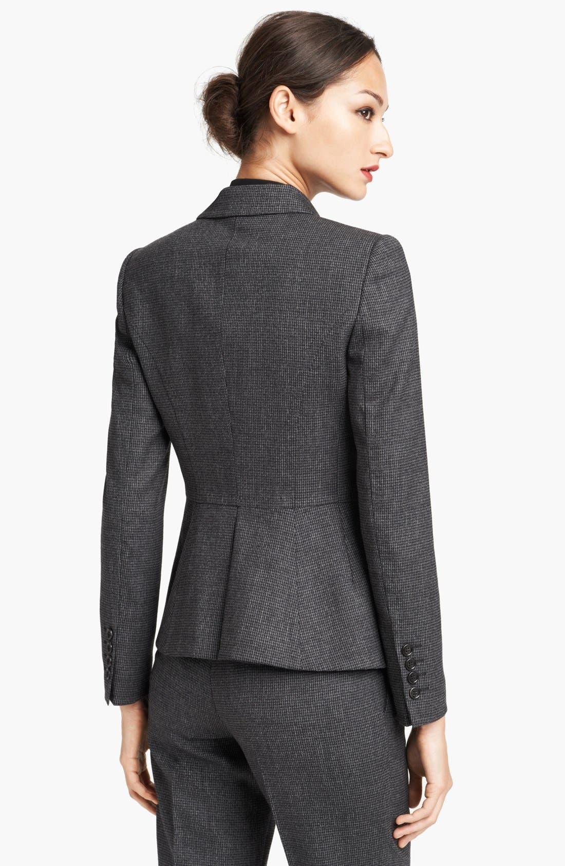Alternate Image 3  - Dolce&Gabbana Houndstooth Jacket
