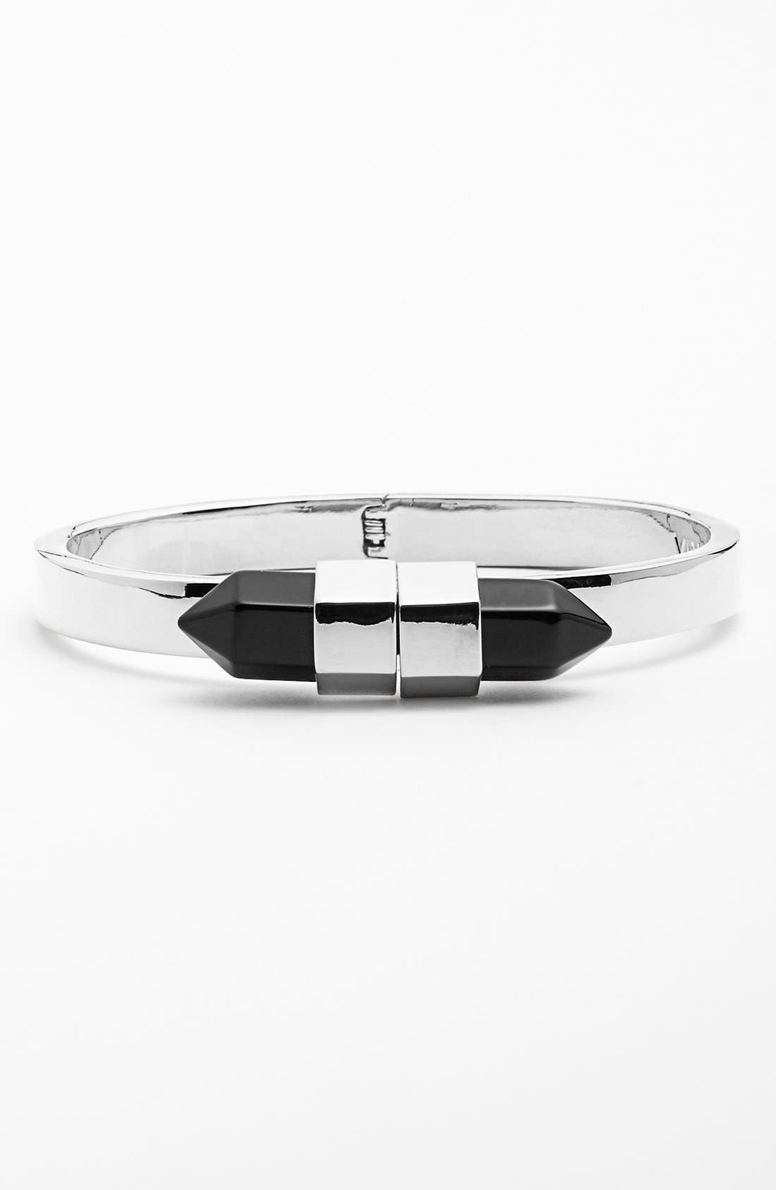 Main Image - Vince Camuto 'Bullet Proof' Hinged Bracelet