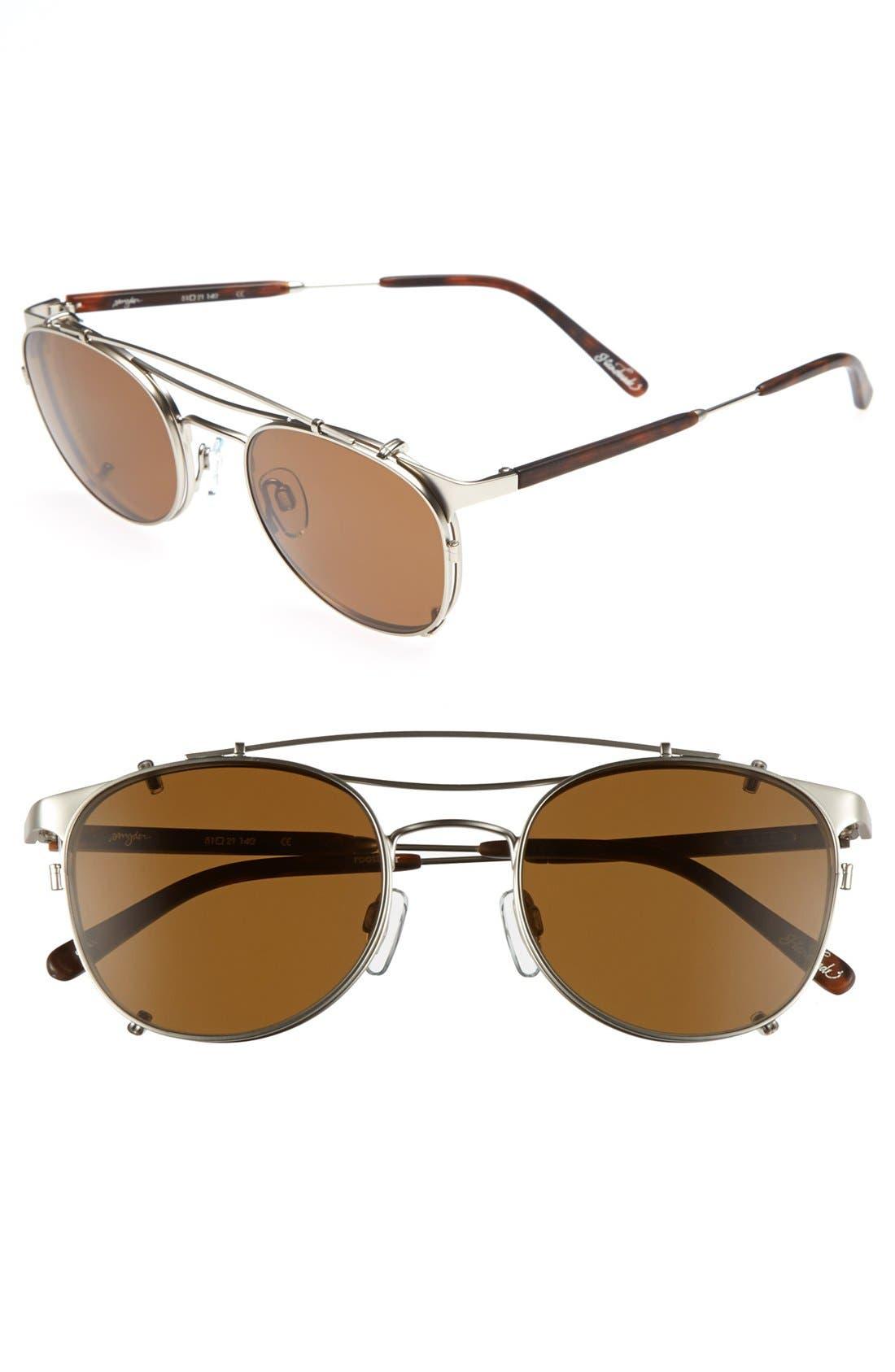 Alternate Image 1 Selected - RAEN 'Stryder' 51mm Sunglasses