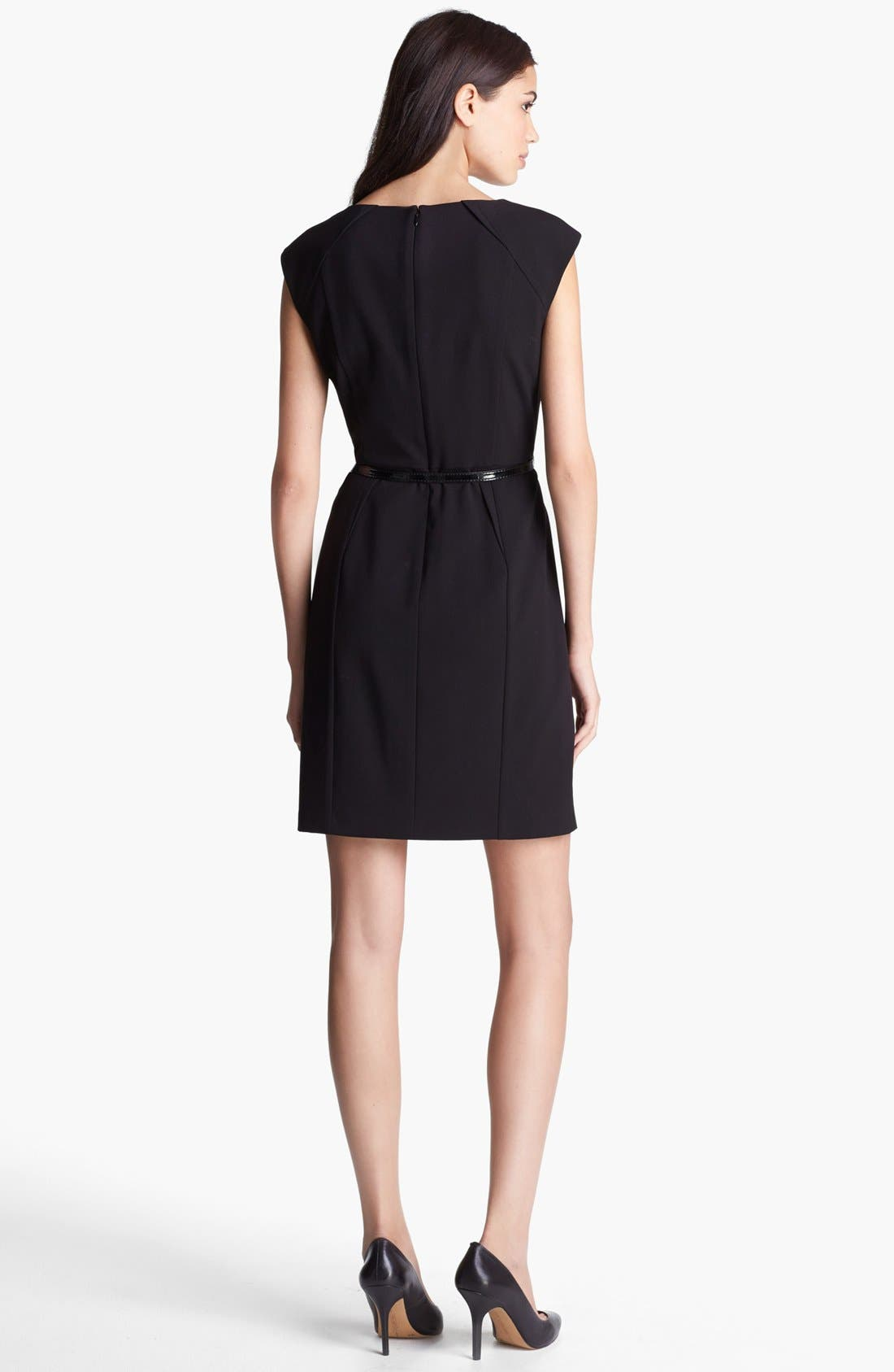 Alternate Image 2  - Marc New York by Andrew Marc Sheath Dress