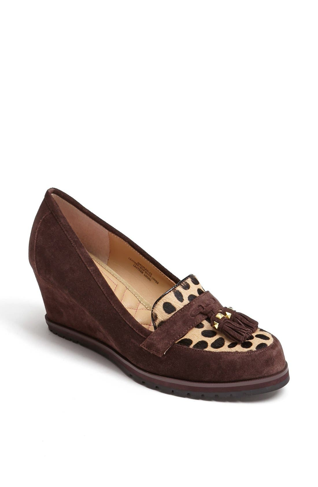 Alternate Image 1 Selected - Isaac Mizrahi New York 'Naples' Loafer Pump