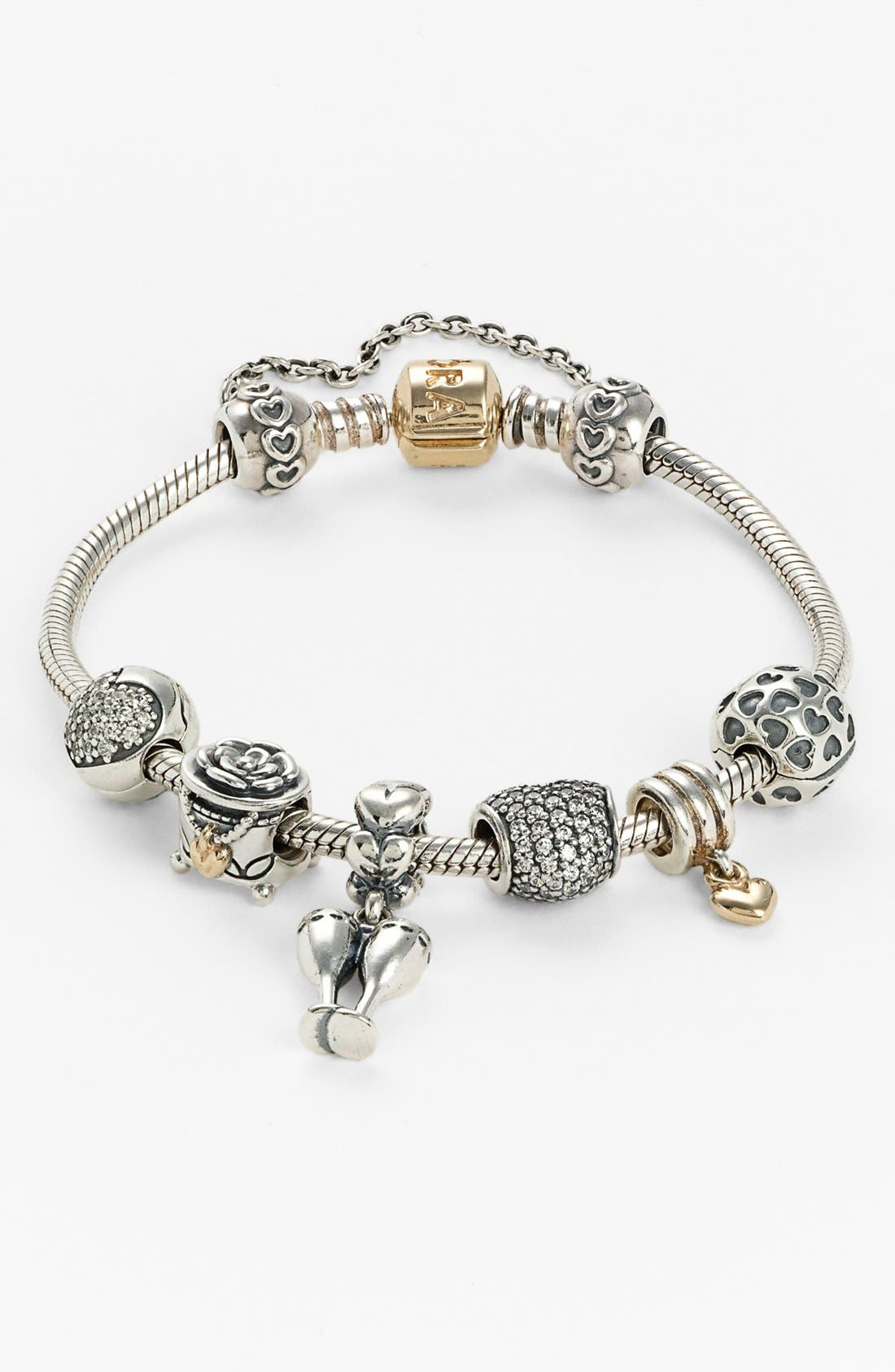 Alternate Image 2  - PANDORA 'Cheers' Dangle Charm