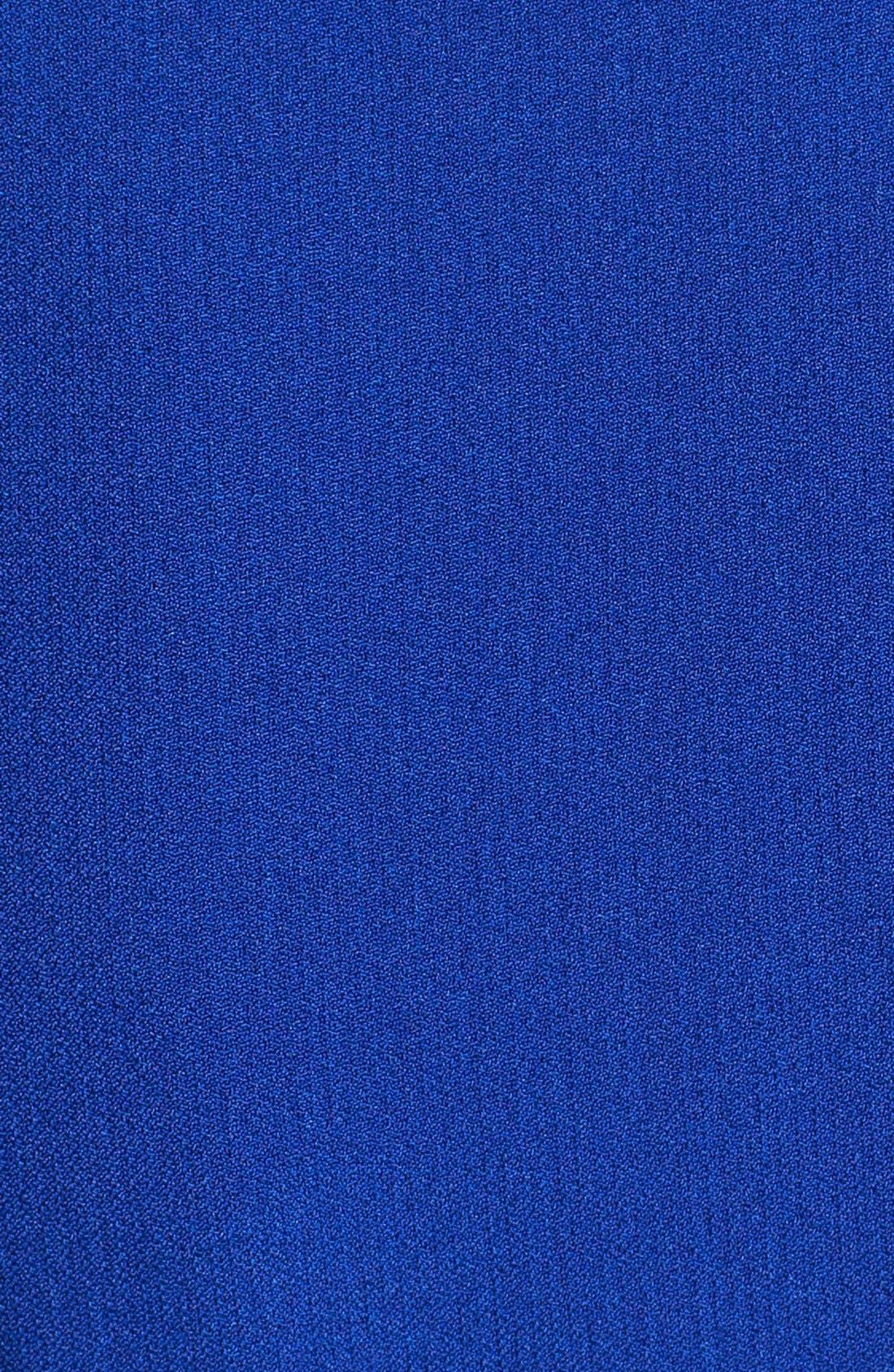 Alternate Image 3  - Tahari Cutout Detail Crepe Sheath Dress