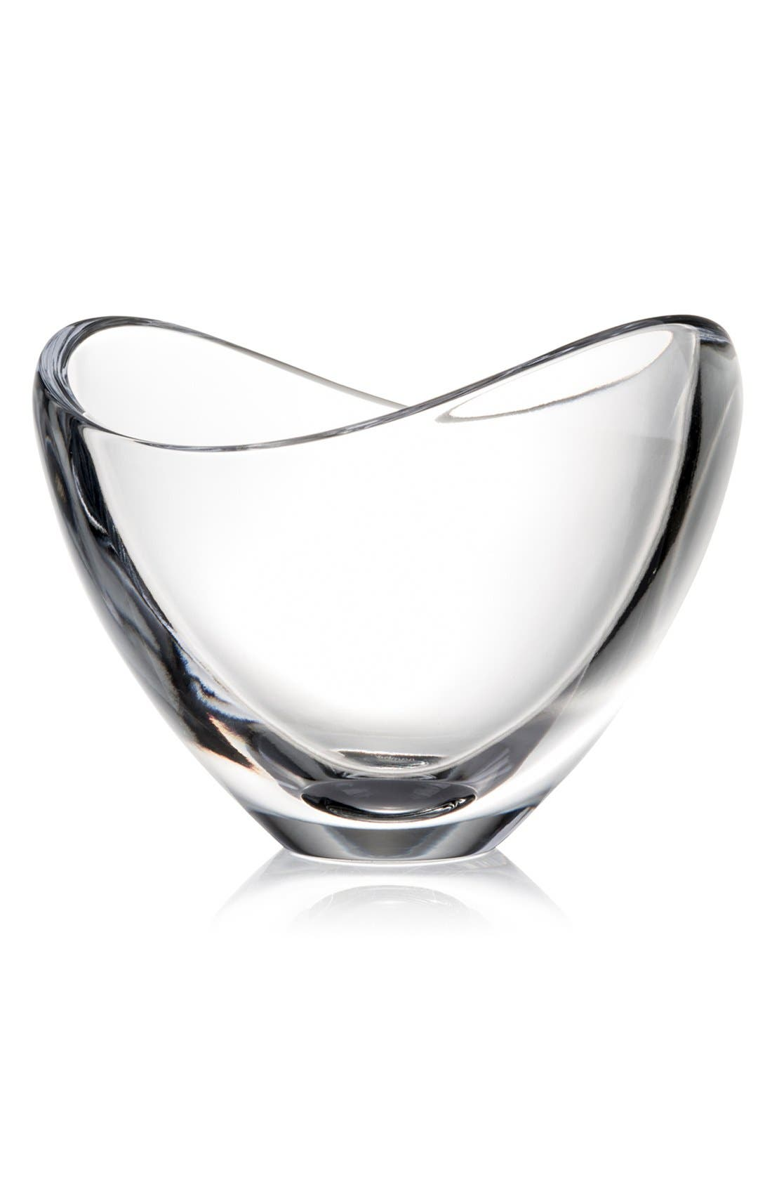 Alternate Image 1 Selected - Nambé 'Butterfly' Full-Lead Crystal Bowl