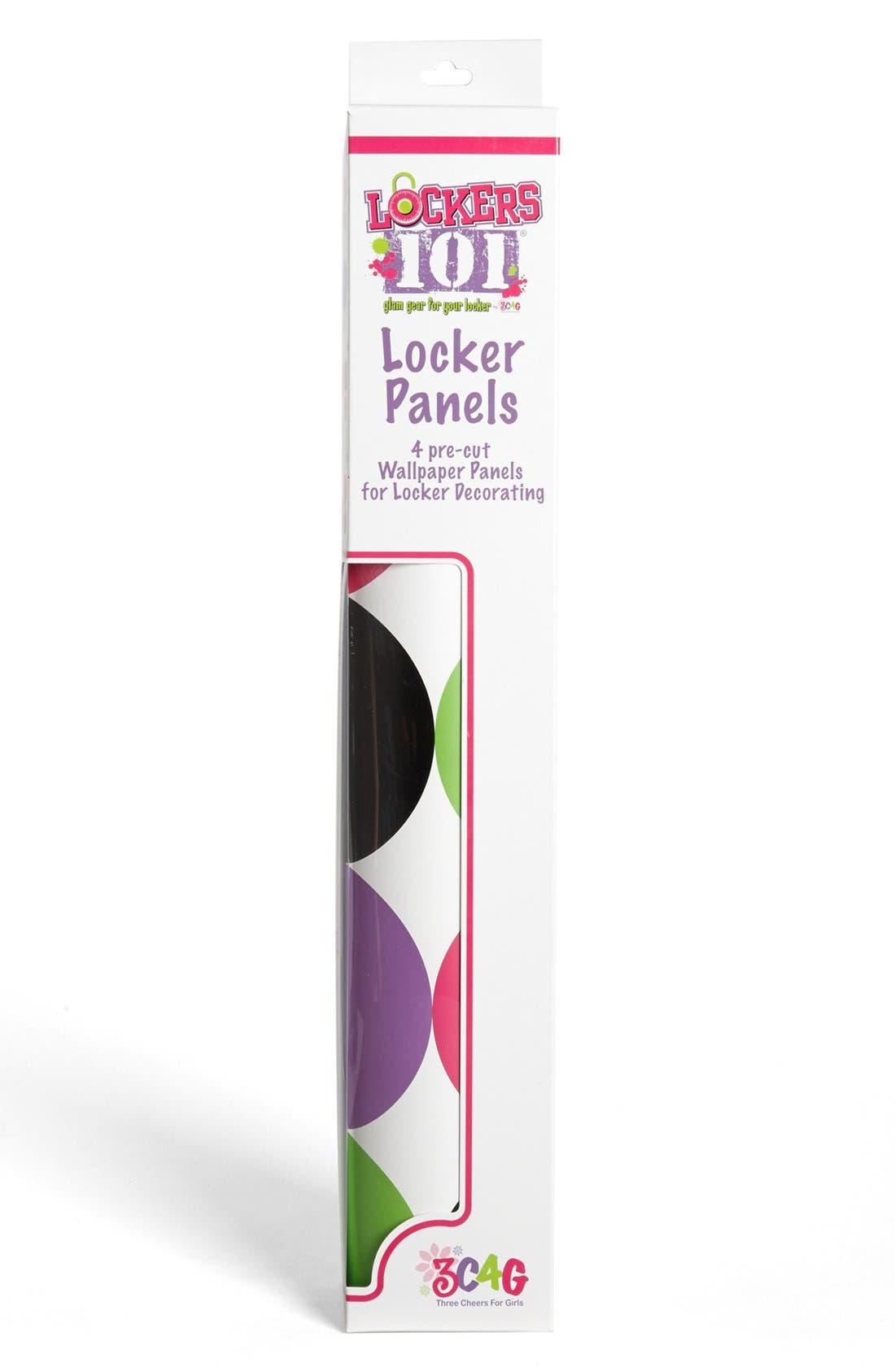 Alternate Image 1 Selected - 3C4G Locker-Sized Wallpaper Panels (Set of 4)