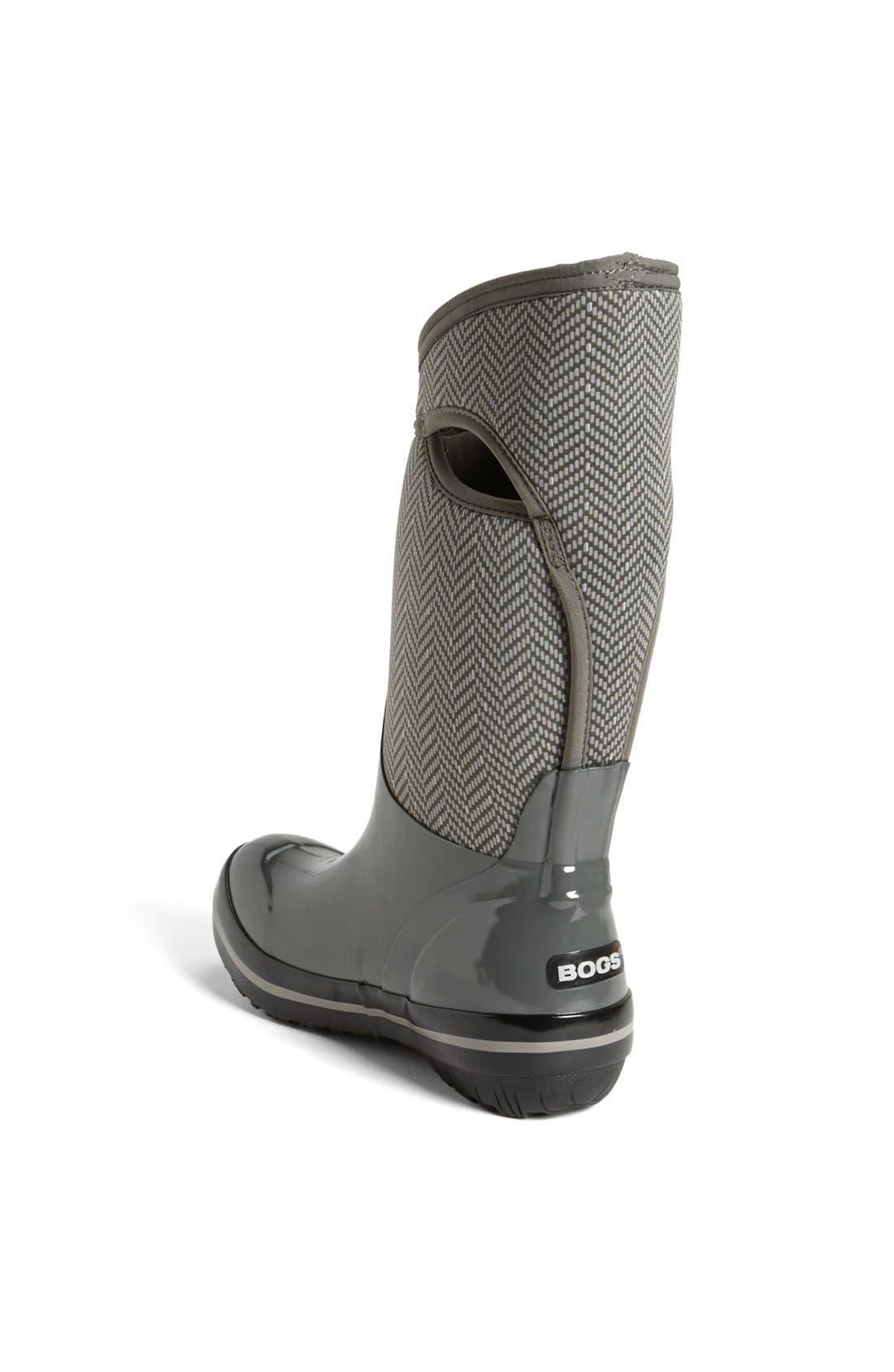 Alternate Image 2  - Bogs 'Plimsoll' Tall Rain Boot (Women)