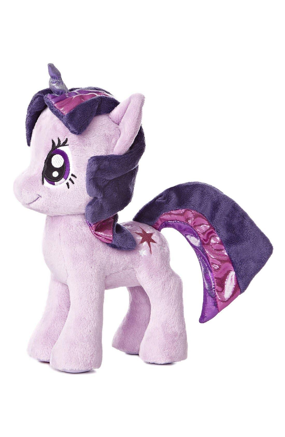 Alternate Image 3  - Aurora World Toys 'My Little Pony® - Twilight Sparkle®' Stuffed Animal (10 Inch)