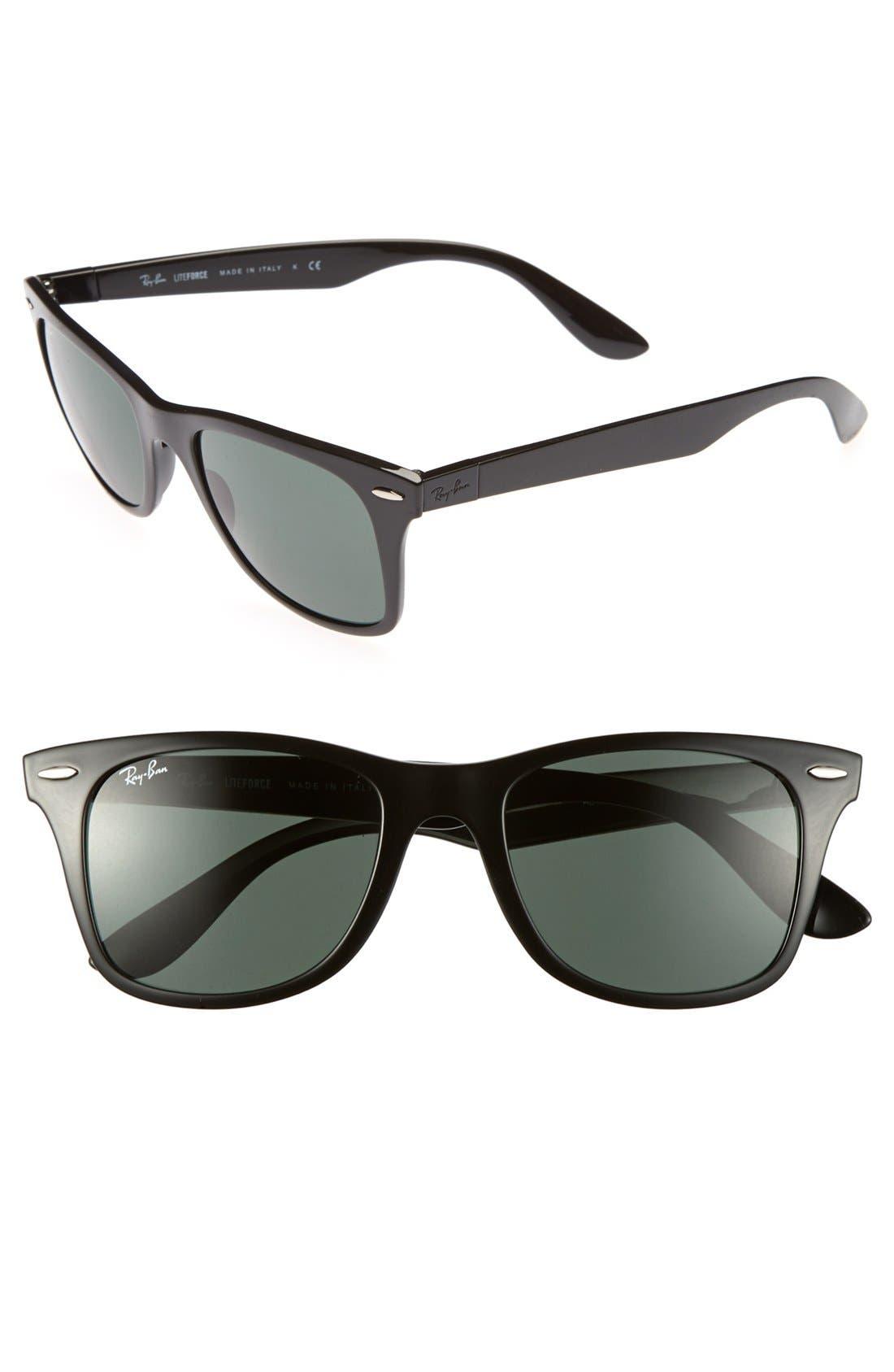 Alternate Image 1 Selected - Ray-Ban 'TECH Liteforce - Wayfarer' Sunglasses
