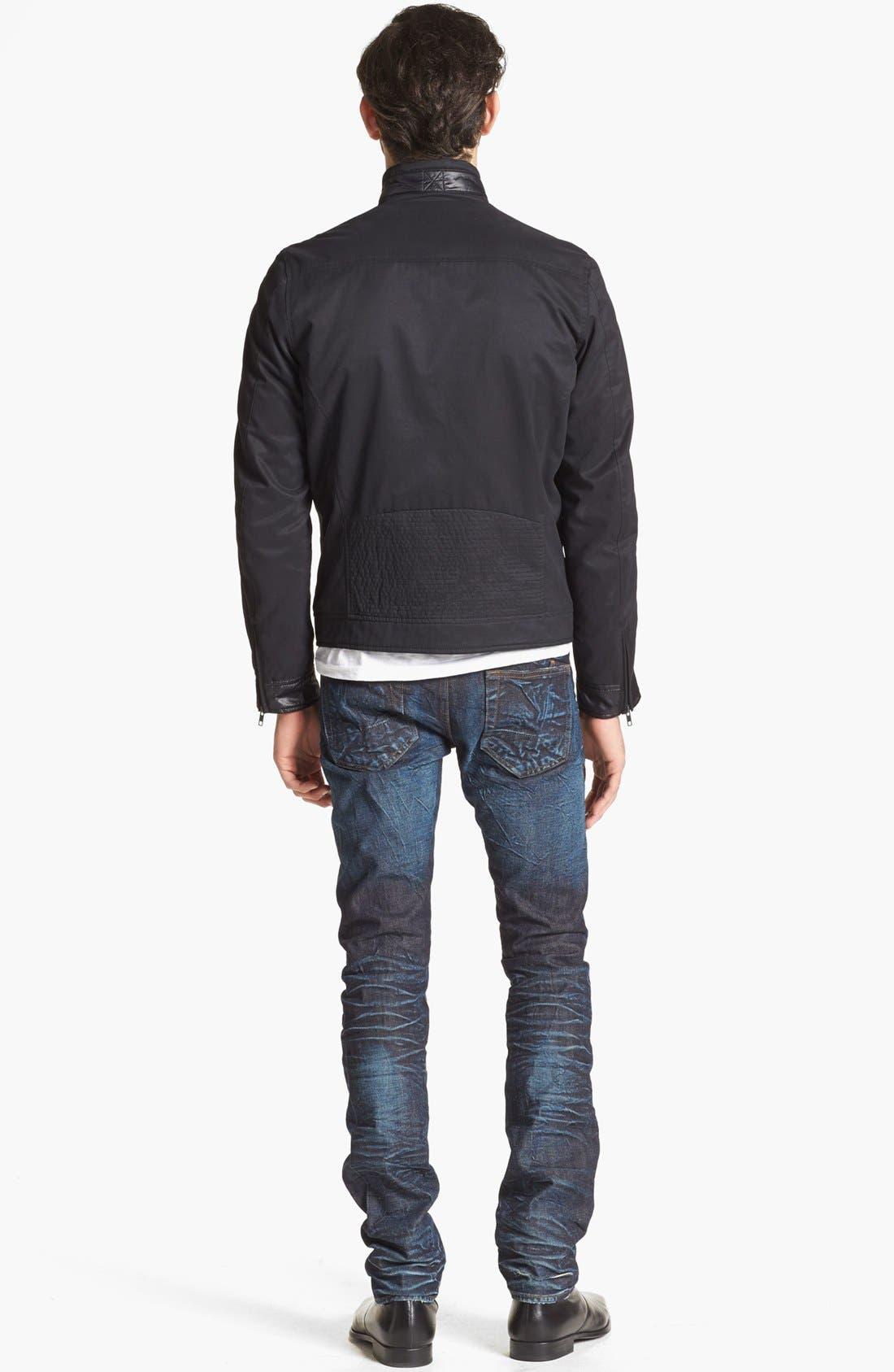 Alternate Image 6  - PRPS 'Rambler' Slim Fit Selvedge Jeans (6 Month)