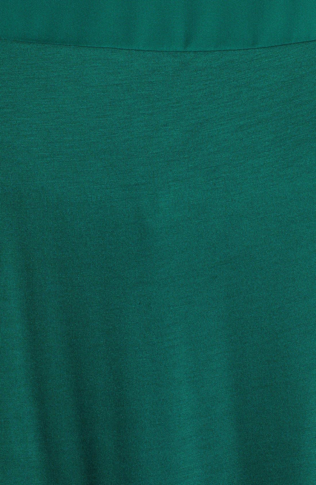 Alternate Image 3  - MICHAEL Michael Kors Zip Shoulder Top