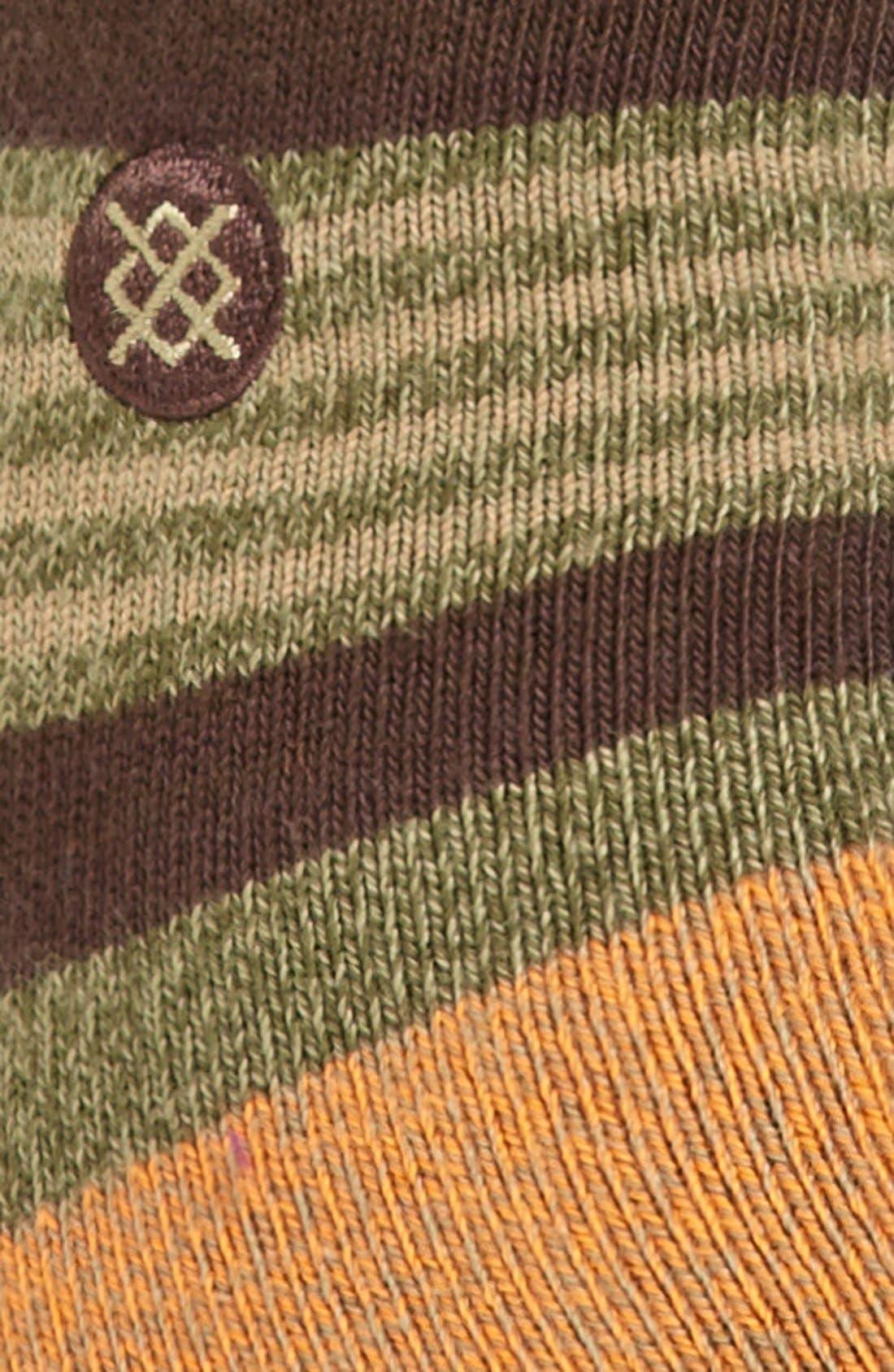 Alternate Image 2  - Stance 'Basilon' Socks