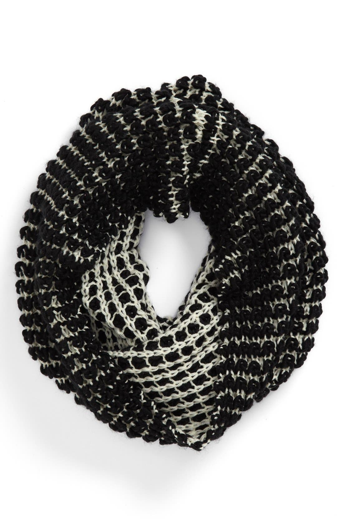 Main Image - Steve Madden Two-Tone Reversible Snood