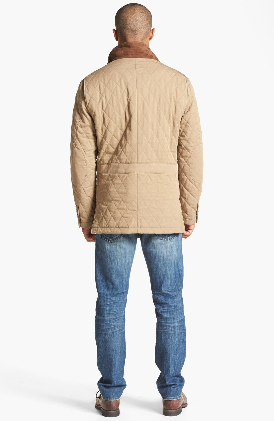 Alternate Image 6  - Robert Talbott 3-in-1 Quilted Jacket
